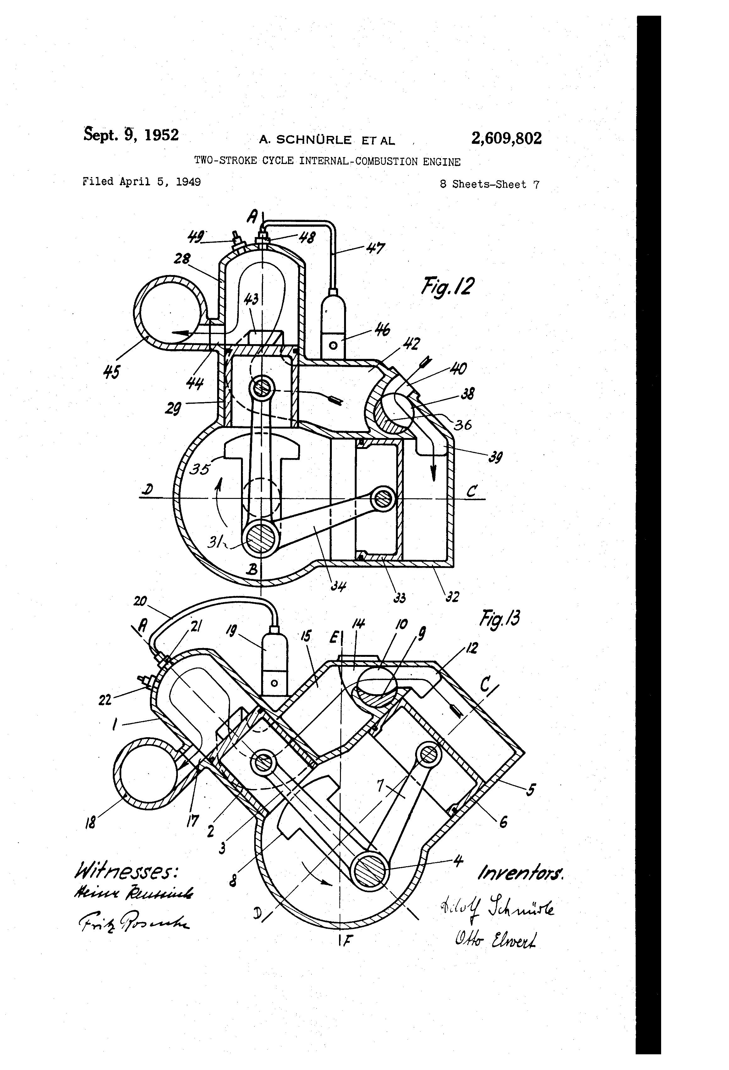 patent us2609802