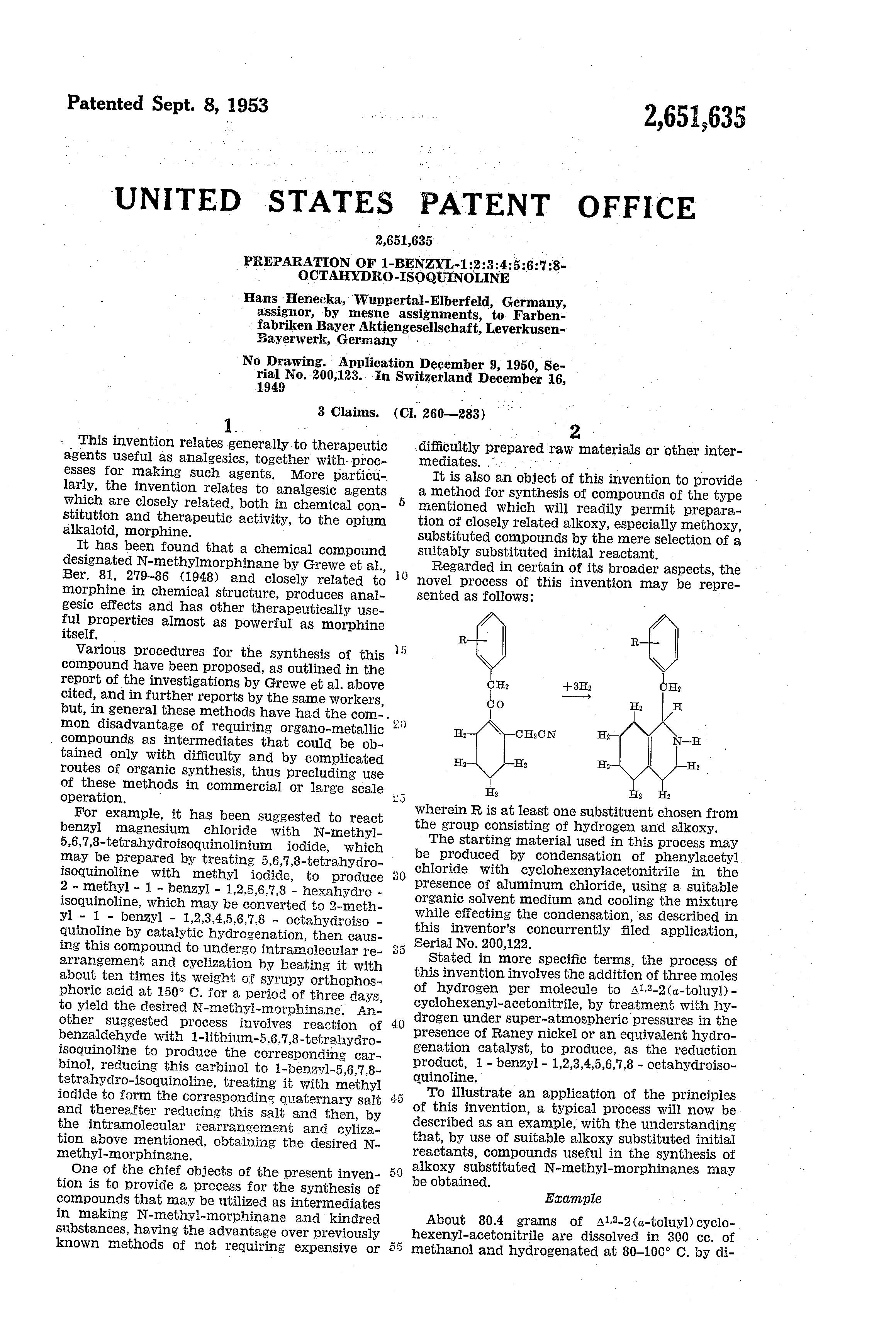Wunderbar Henecka Sammlung Von Patent Drawing