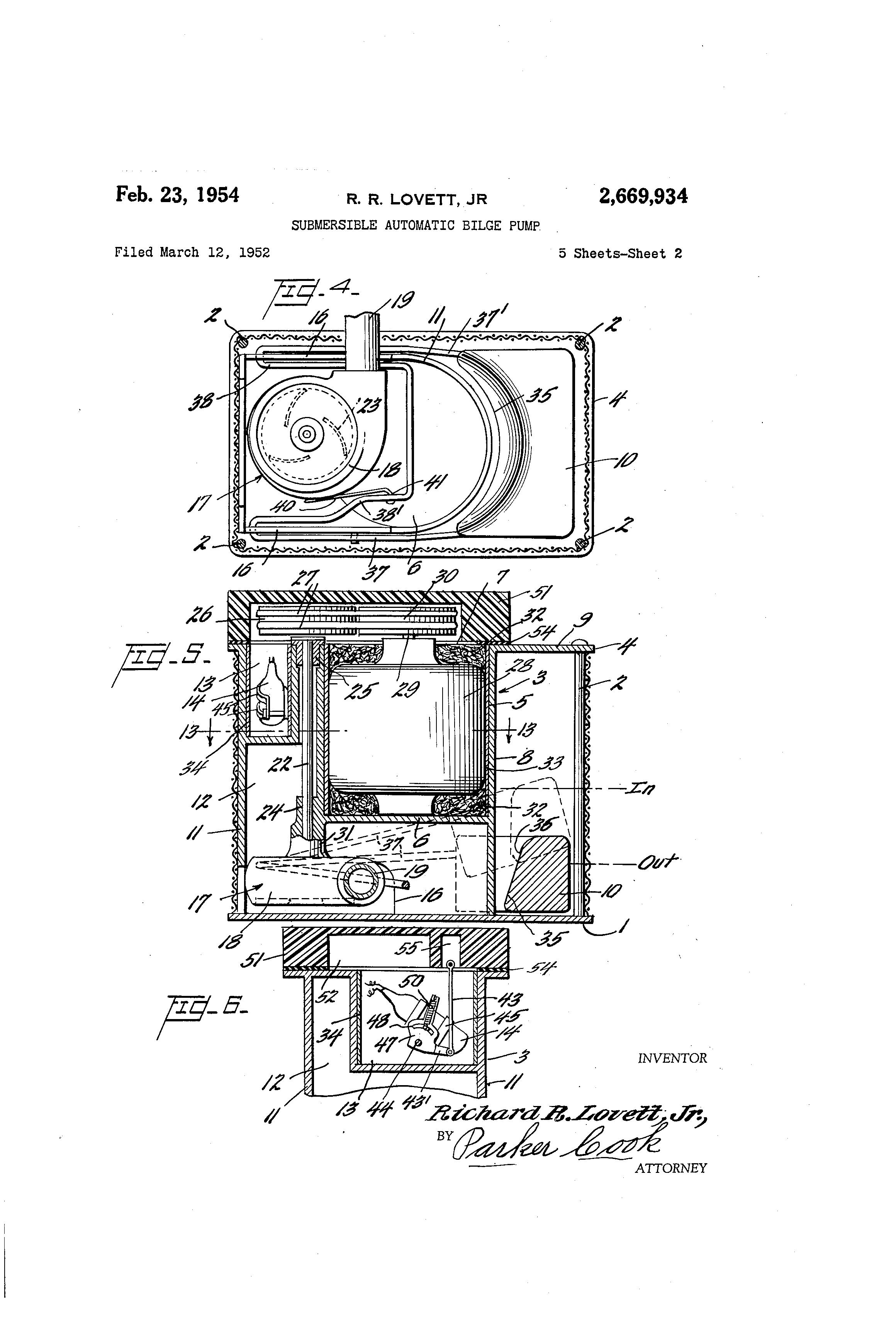 32 Bilge Pump Wiring Diagram