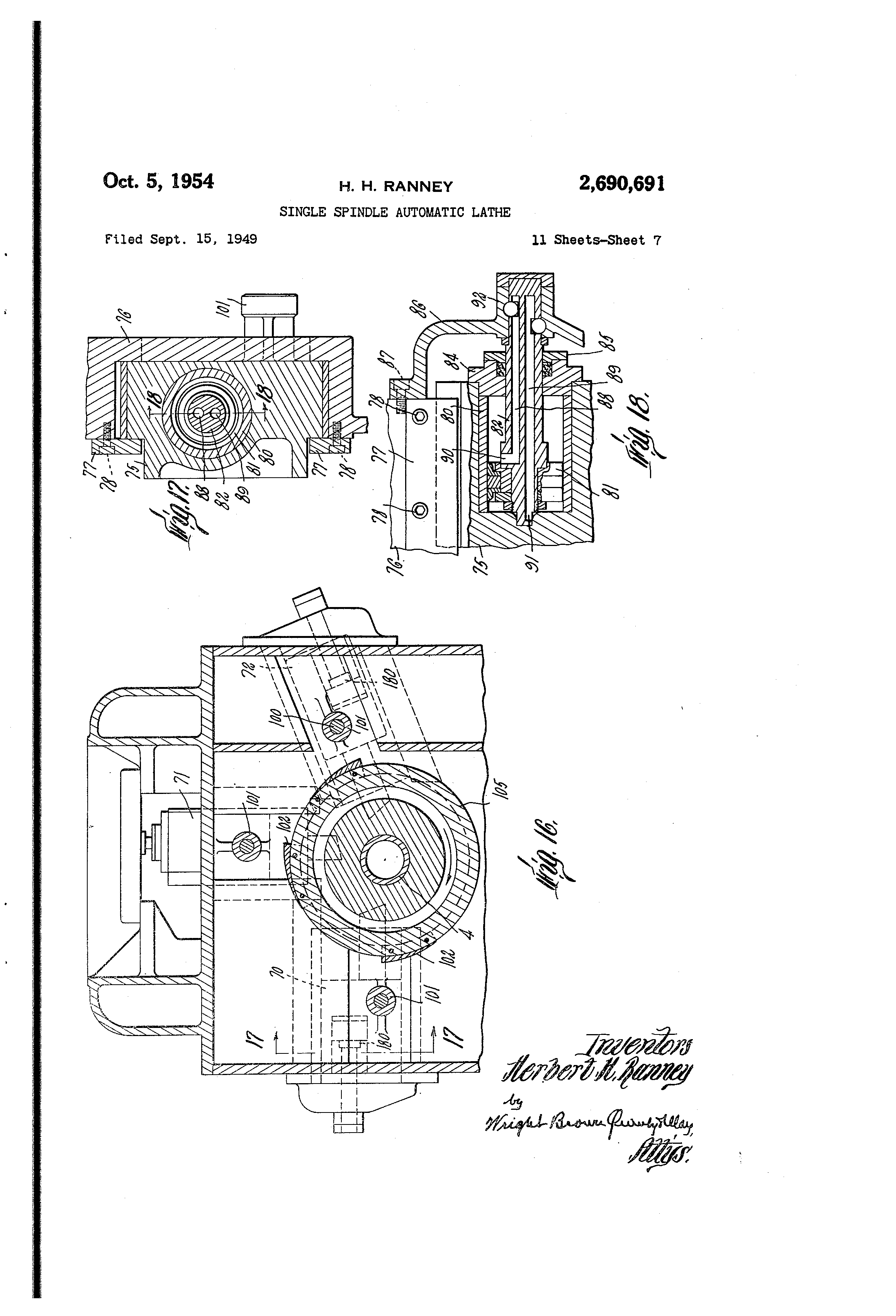 single spindle automatic lathe pdf