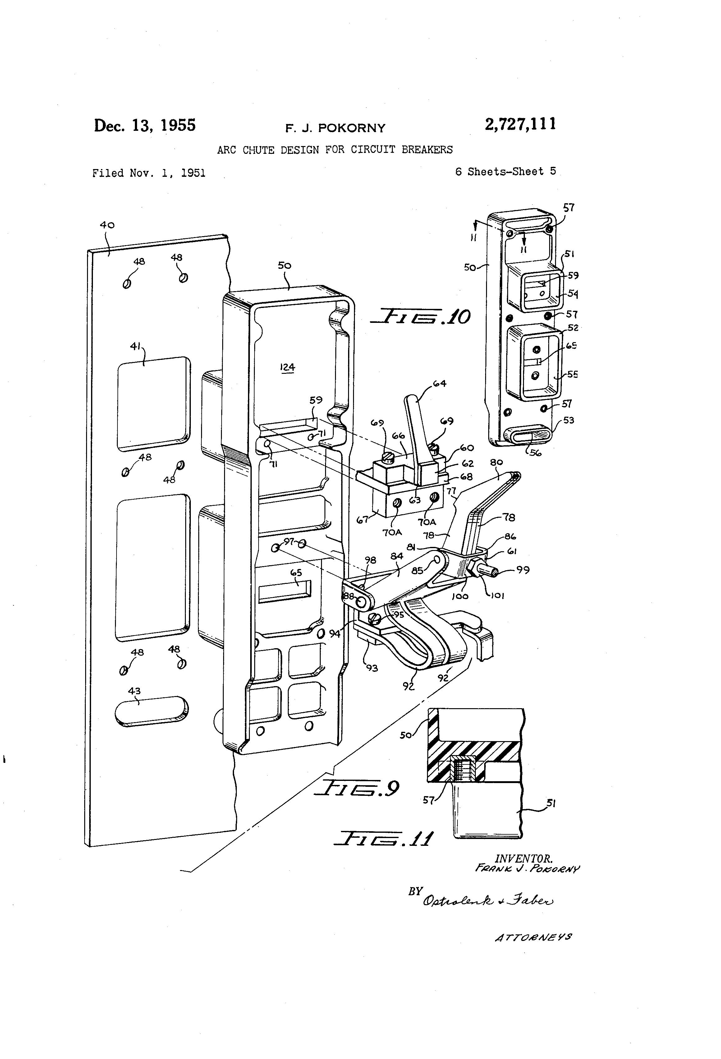 patent us2727111