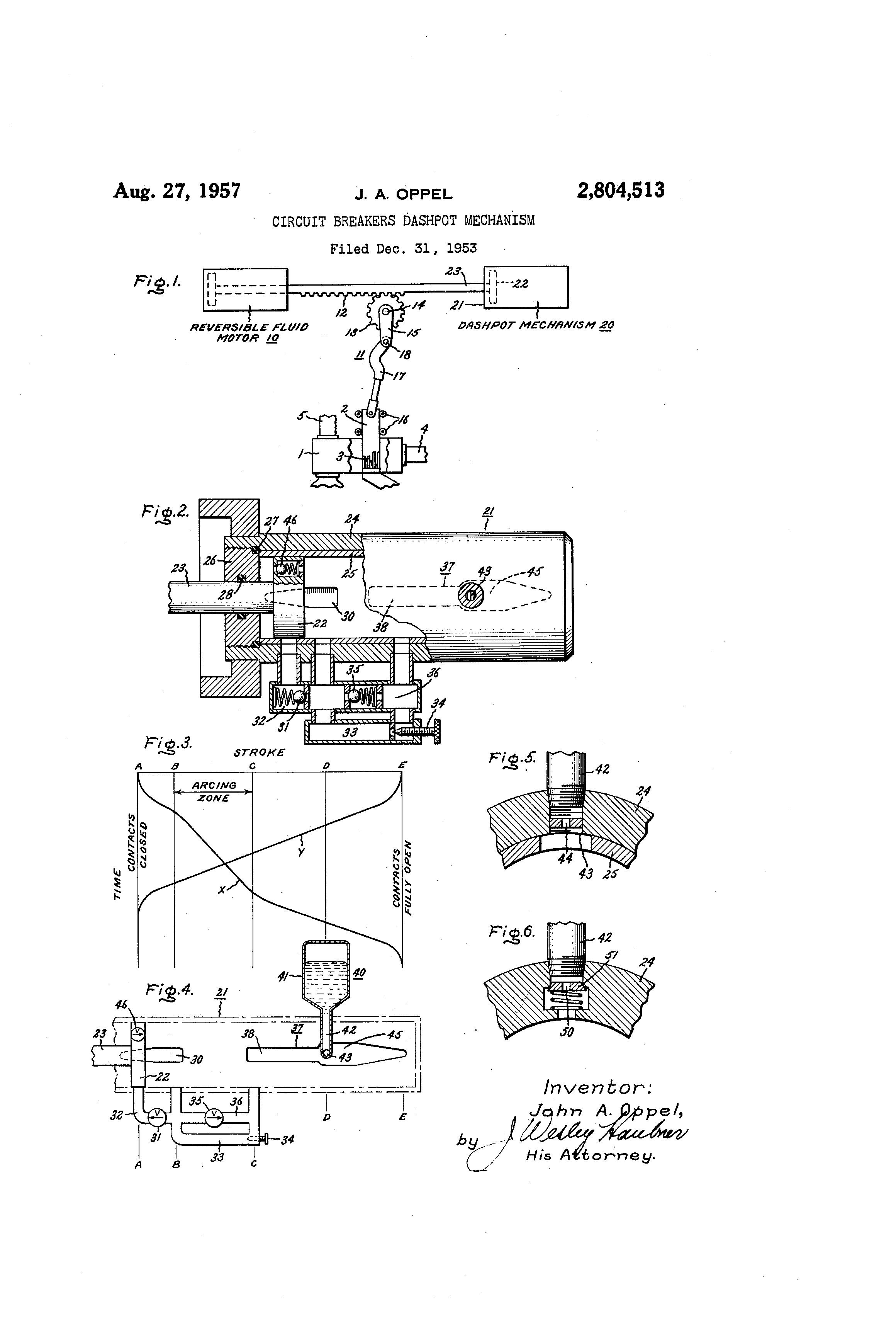 patent us2804513
