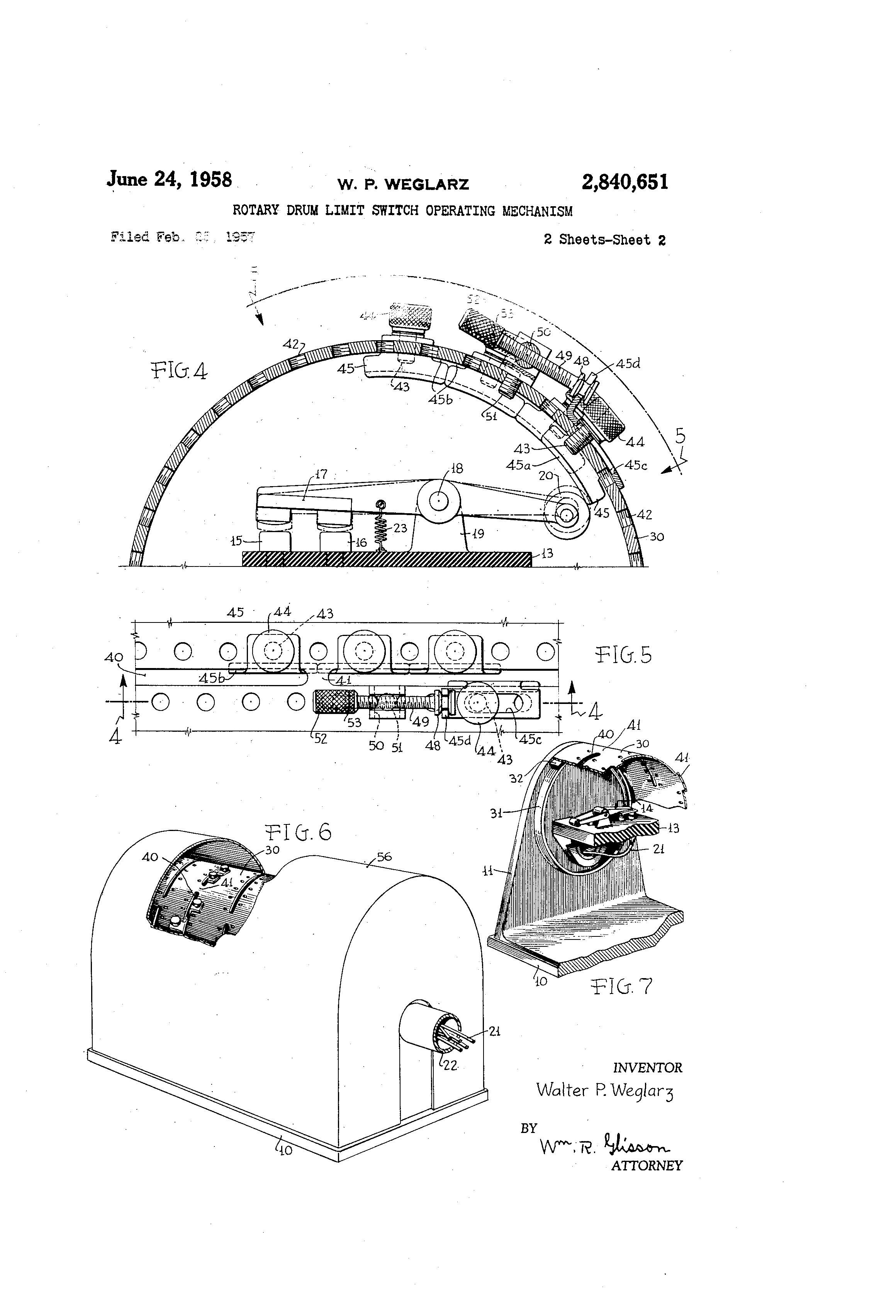 patent us2840651