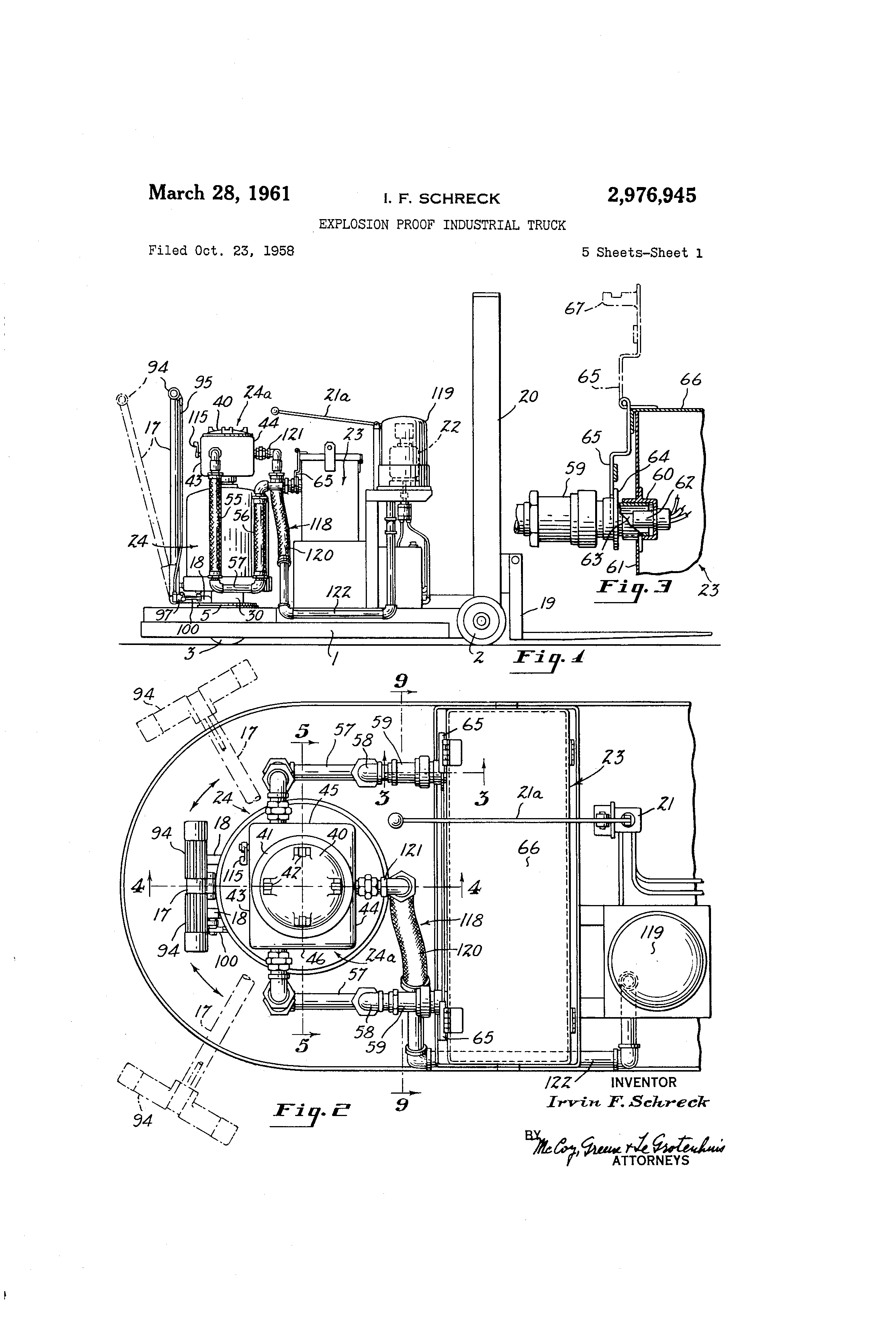 US2976945 0 patent us2976945 explosion proof industrial truck google patents  at pacquiaovsvargaslive.co