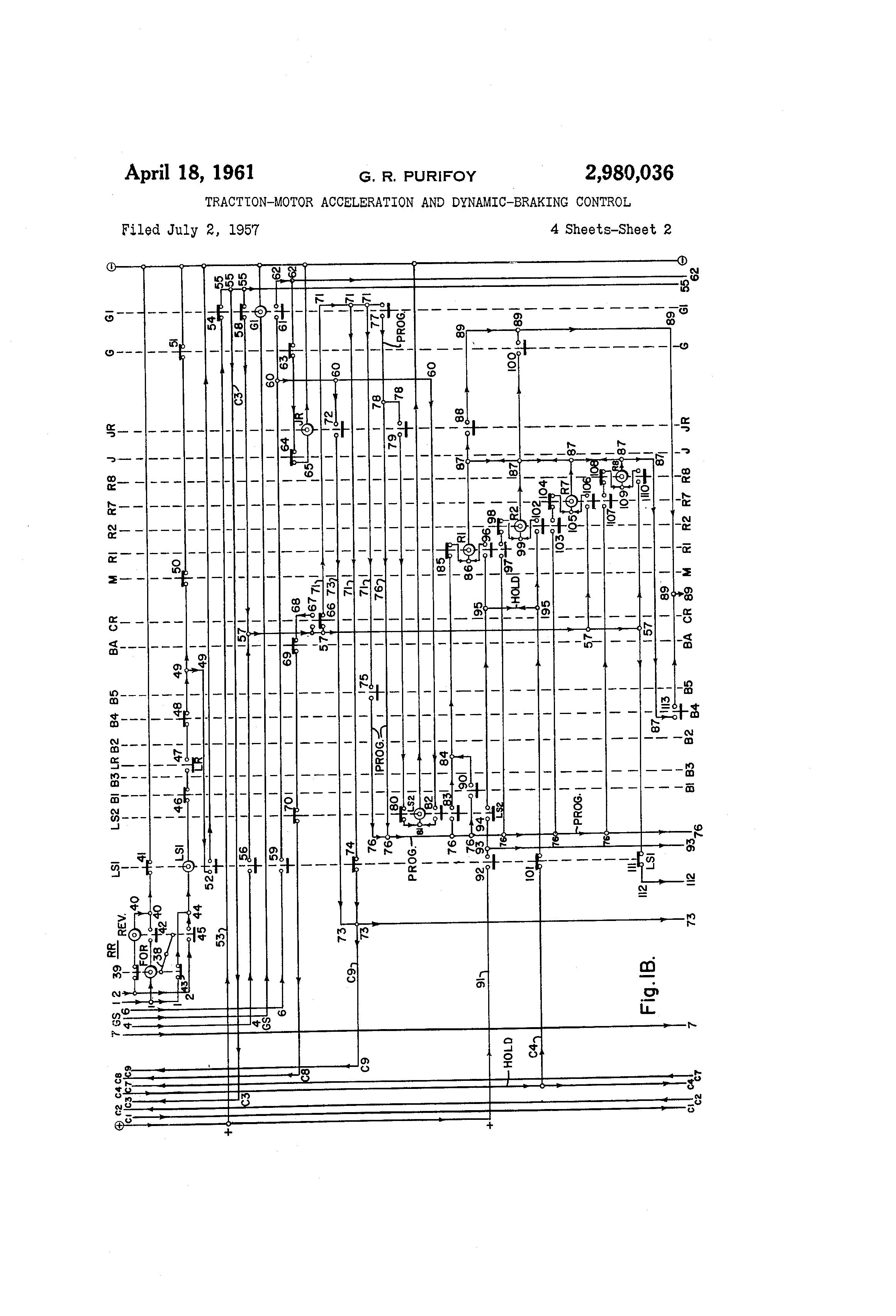 Illustration Example Of Dynamic Brake Circuit