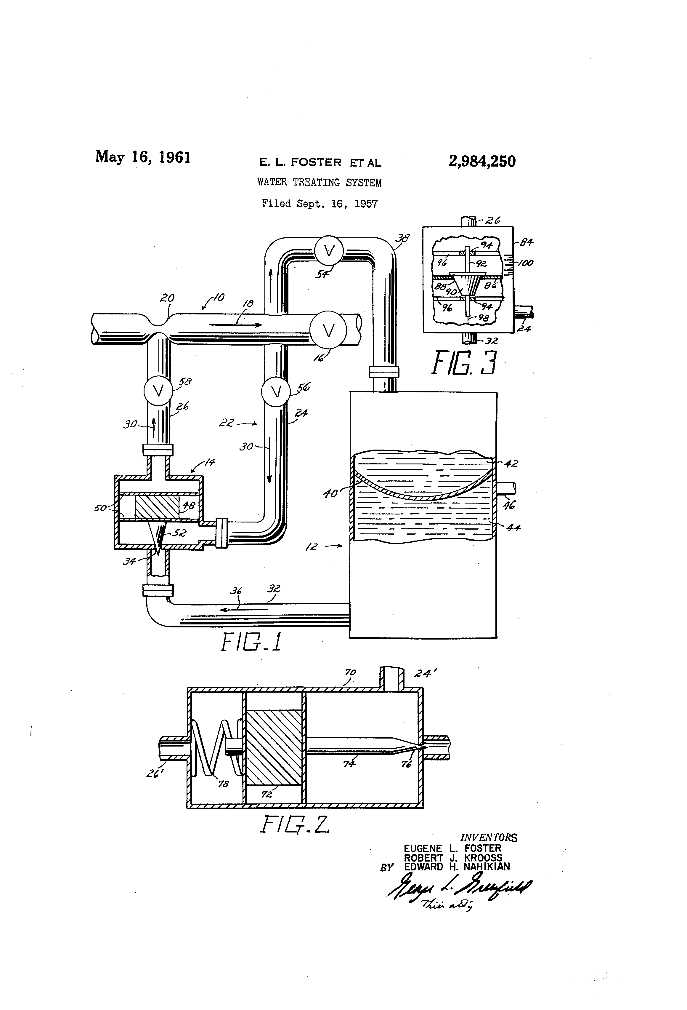 patent us2984250 water treating system google patents rh google gg