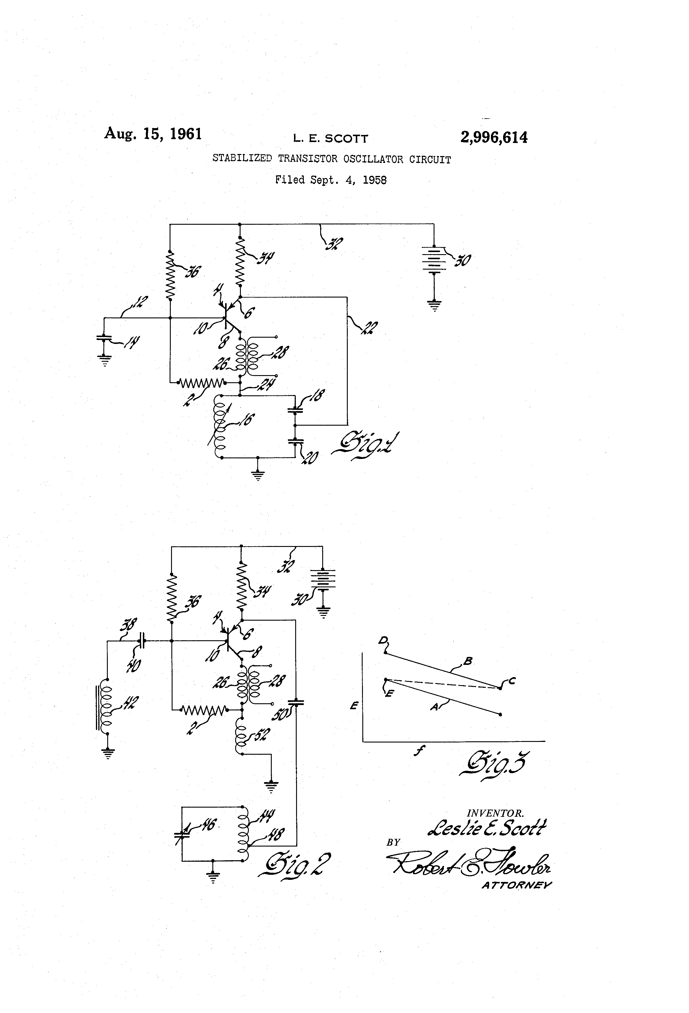 Transistor Oscillator Circuit Crystal Signalprocessing Diagram Seekiccom Patent Us Stabilized Google 2320x3408