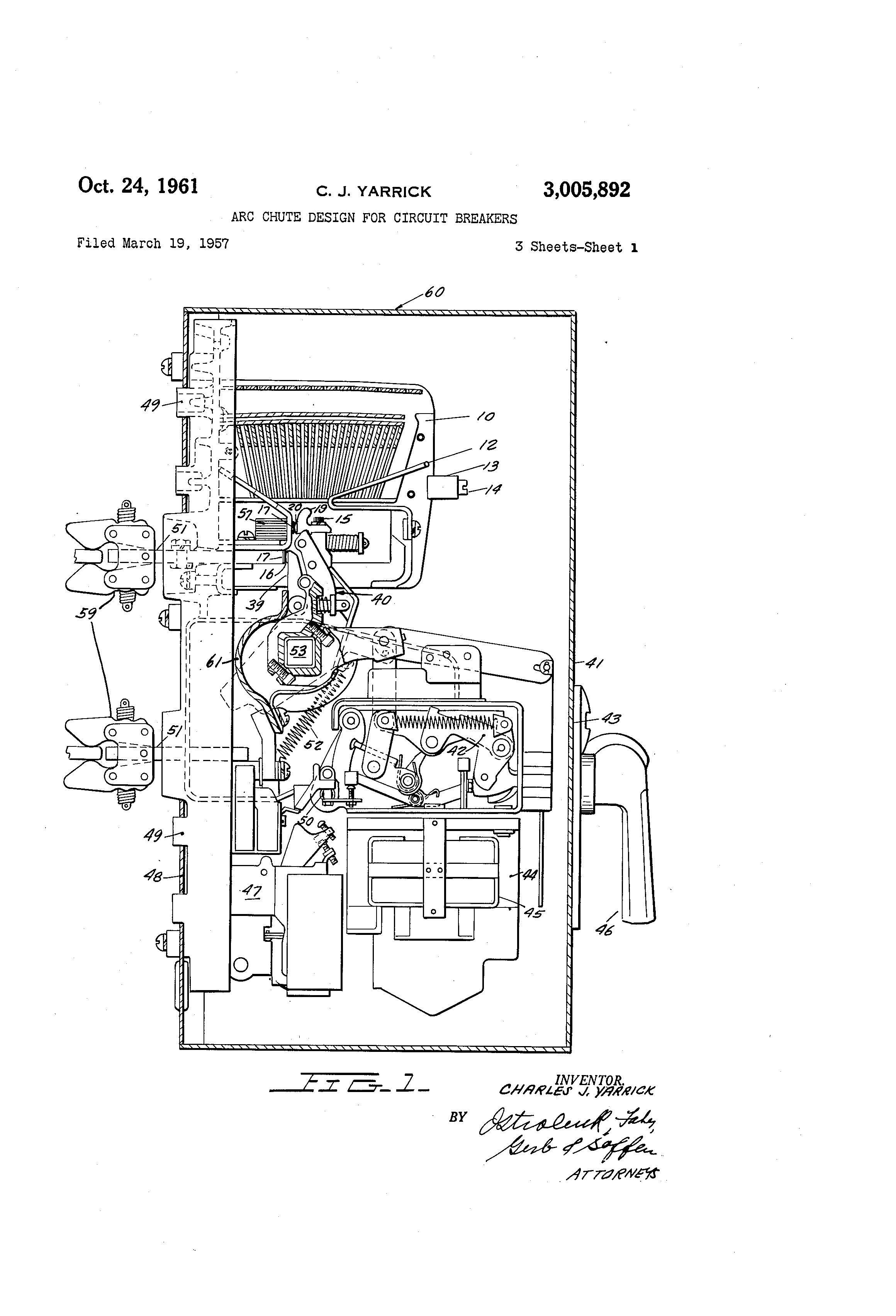 patent us3005892