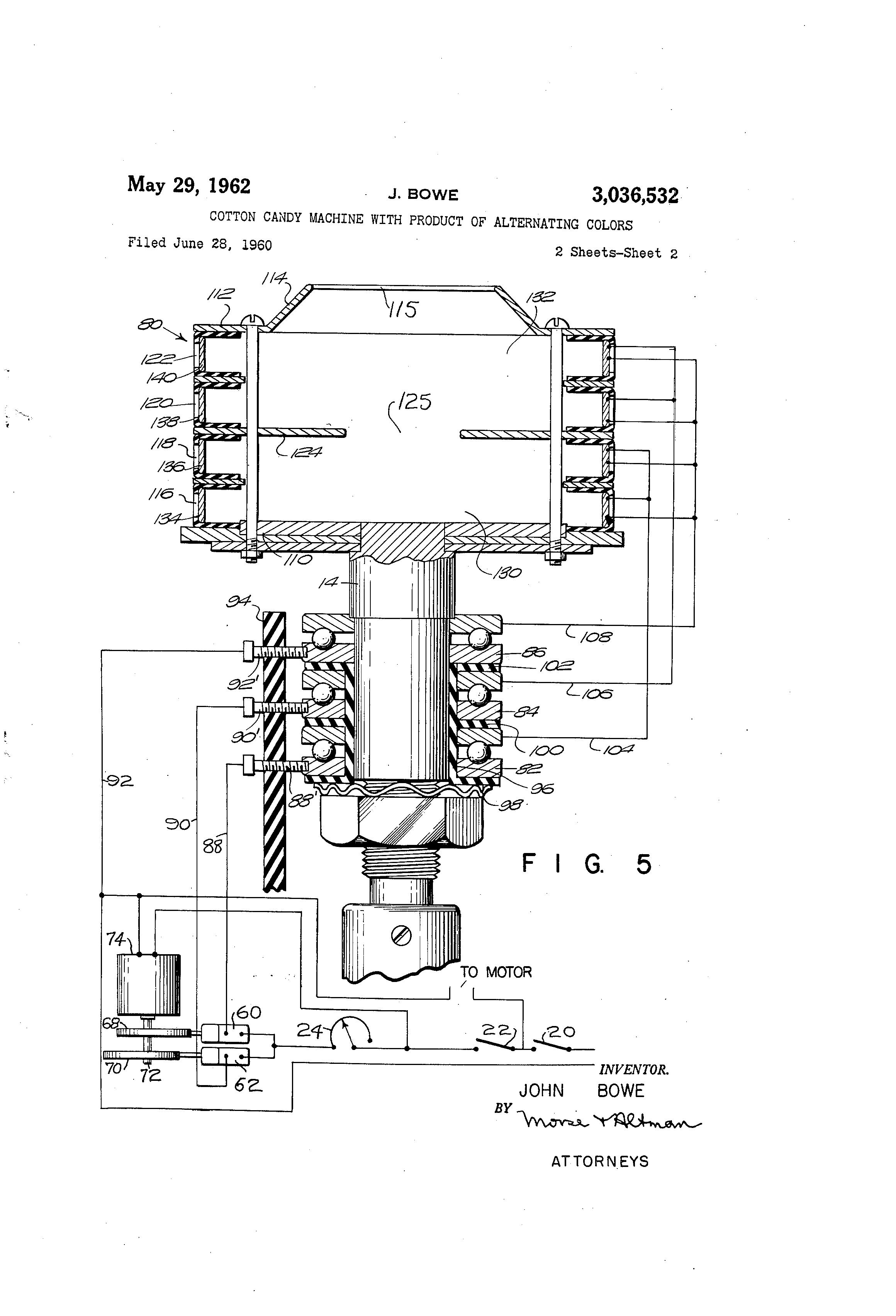 popcorn machine wiring diagram machine assembly diagram