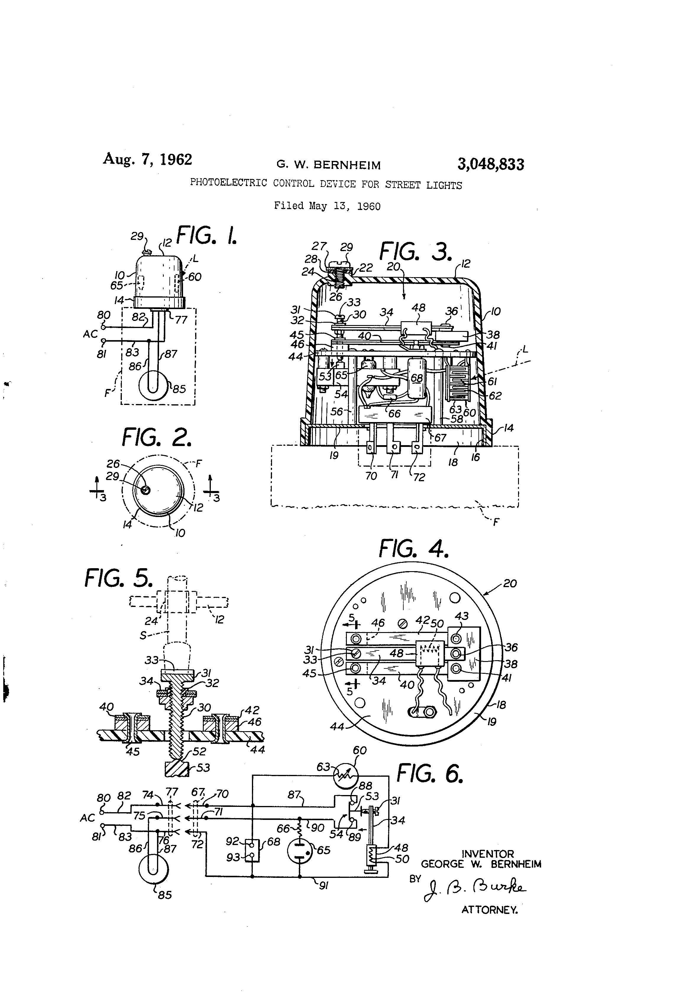 patent us3048833