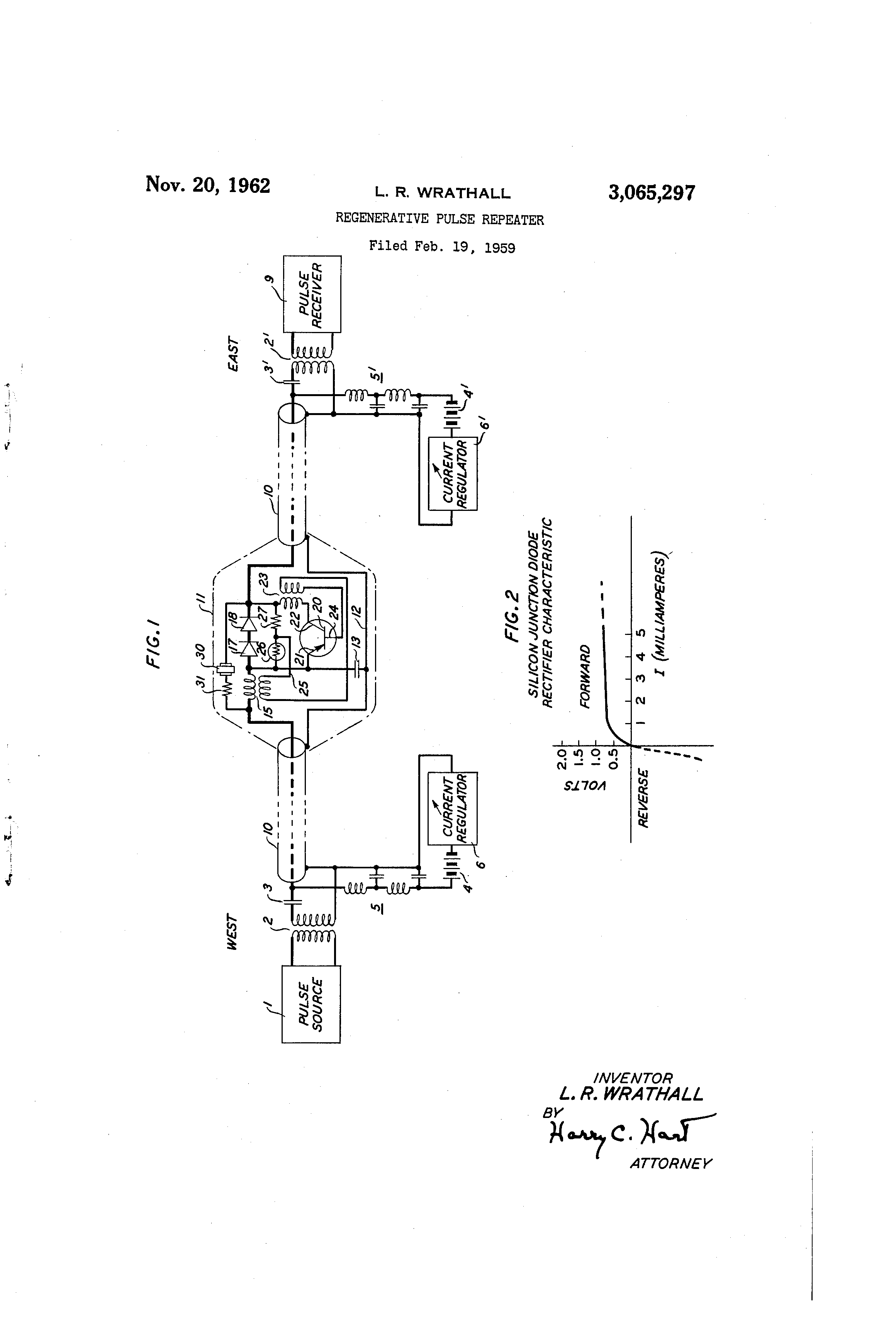 Repeater emitter transistor: principle of operation 12