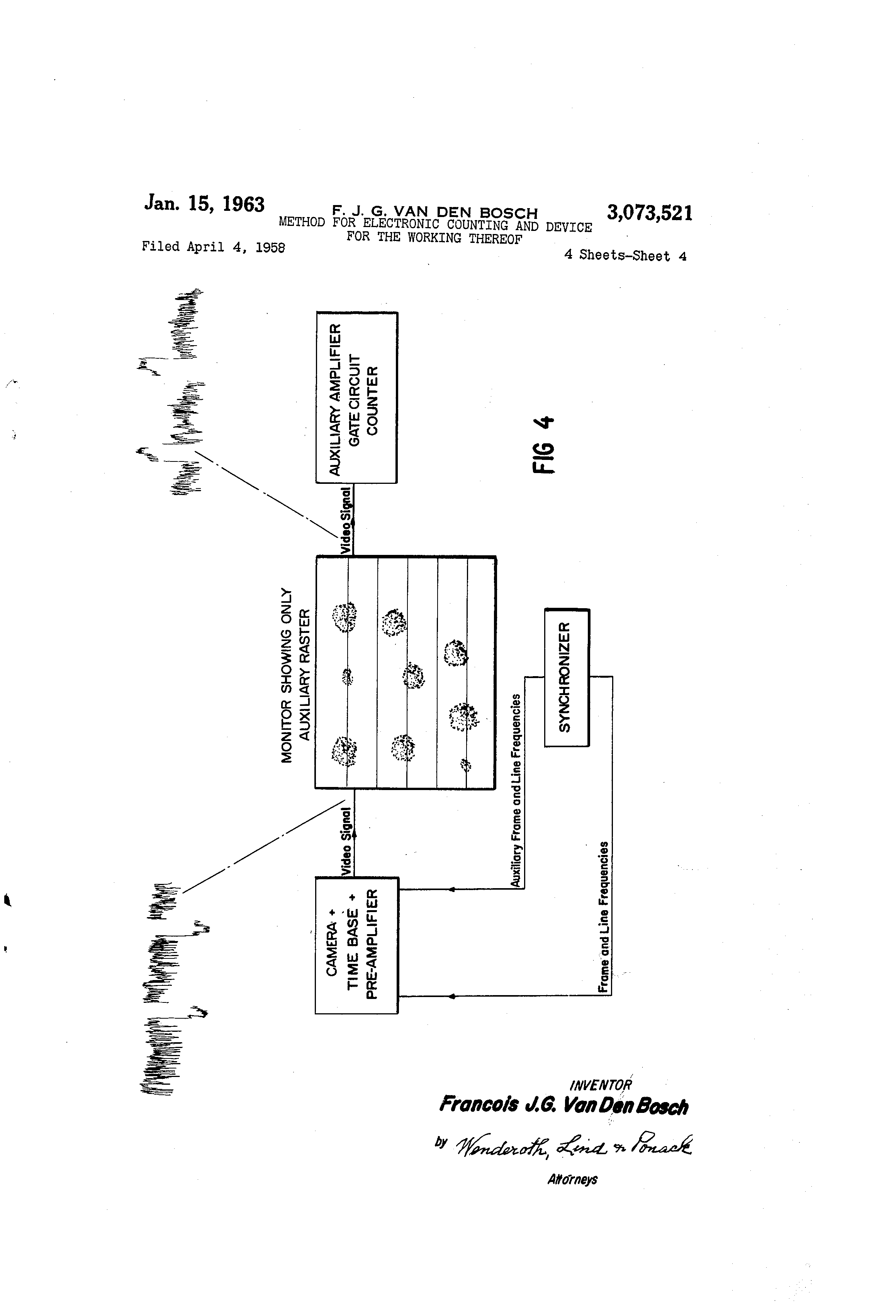 patent us method for electronic counting and device for patent drawing