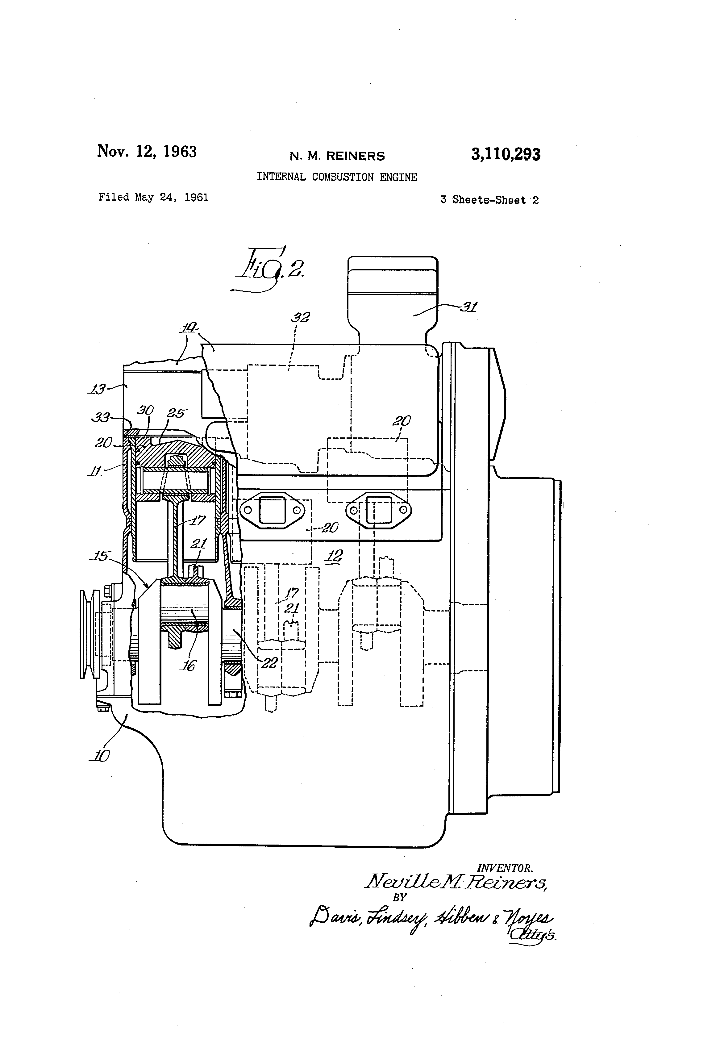Internal Combustion Engine Diagram Of The Ott | Wiring Diagram