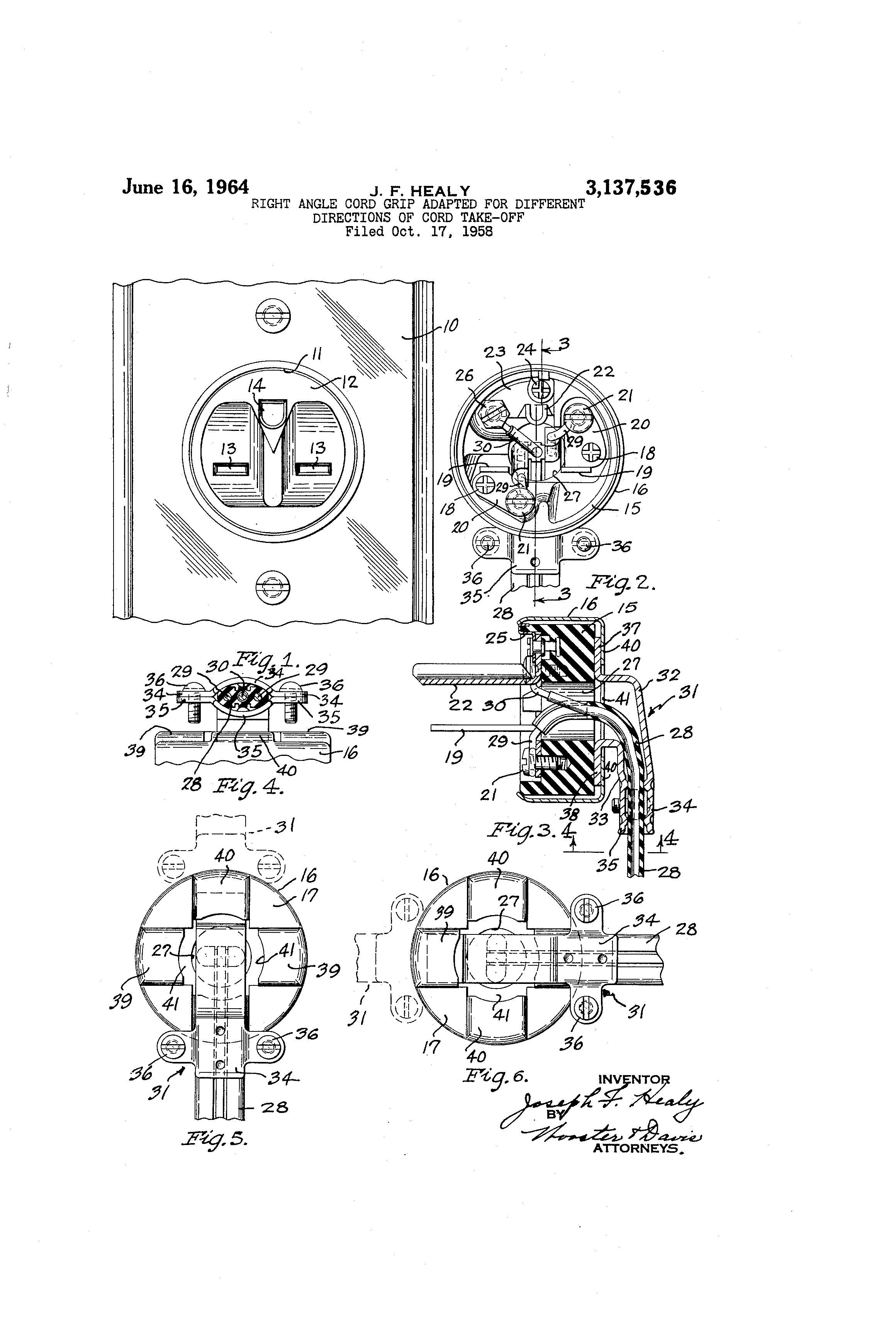 patent us3137536