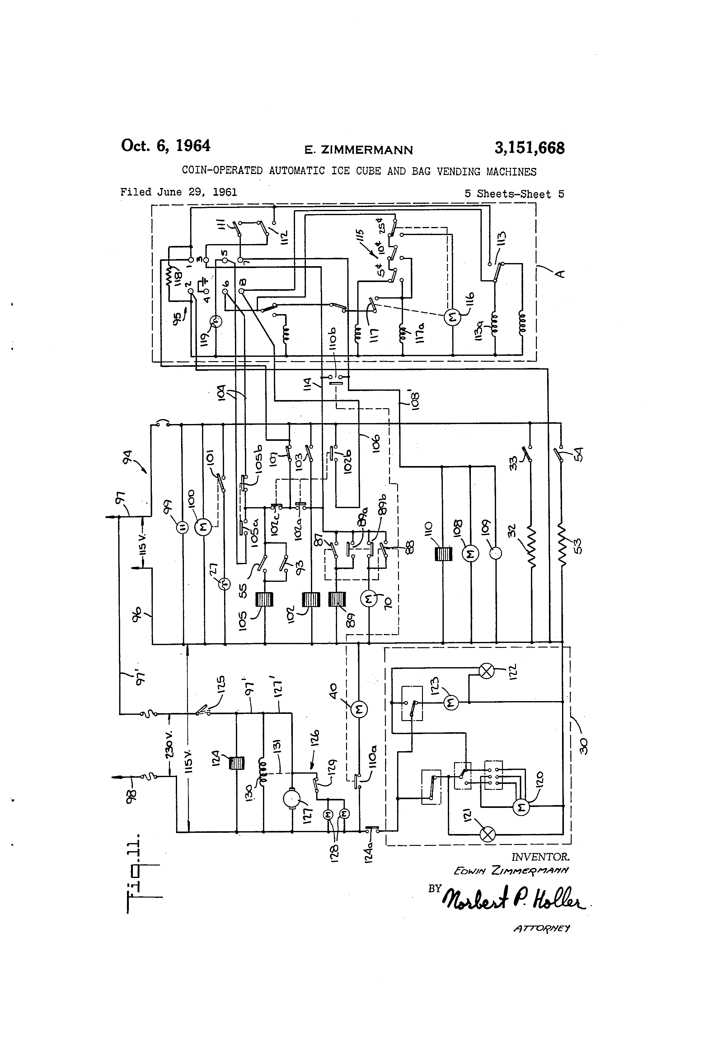 patent us3151668