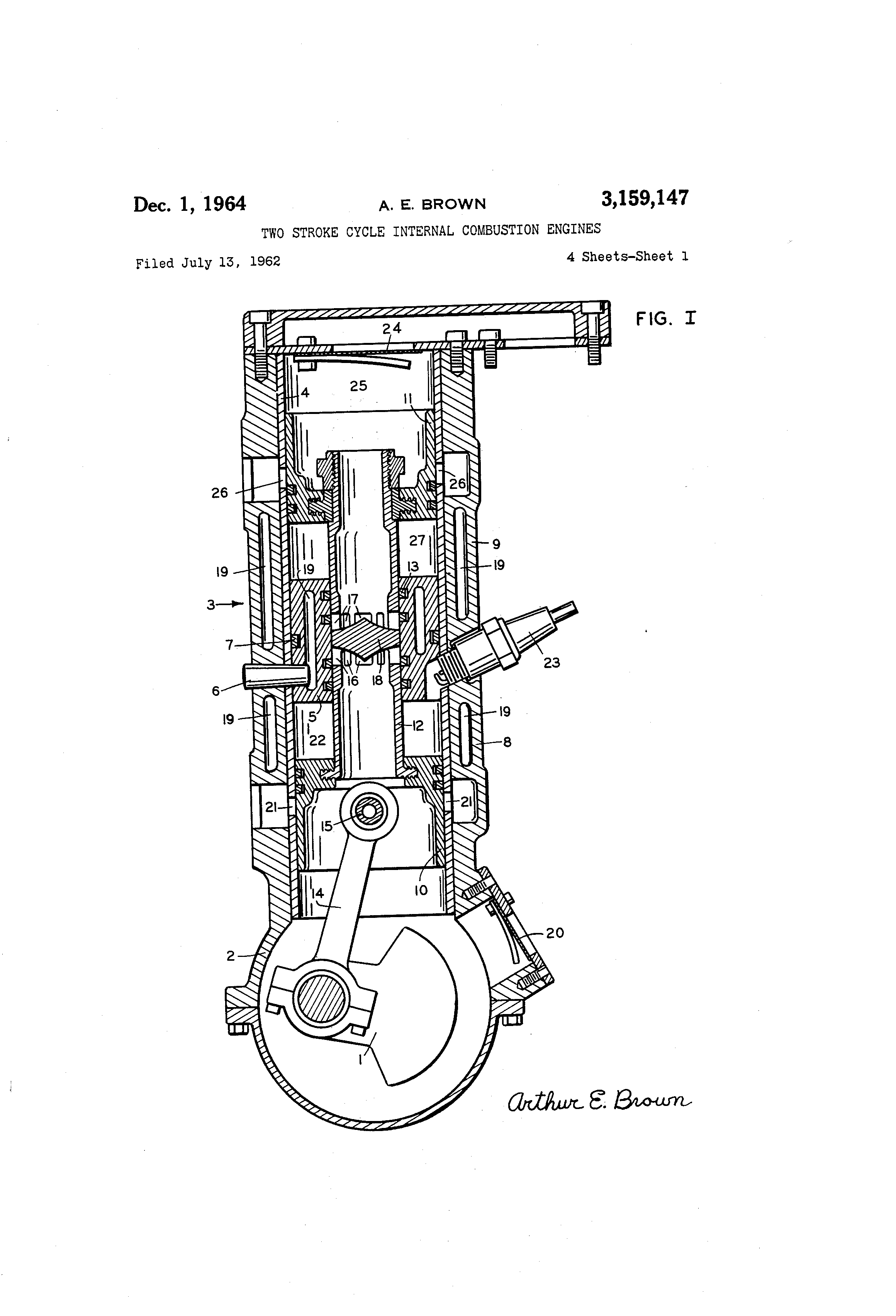 2 stroke internal combustion engine pictures to pin on