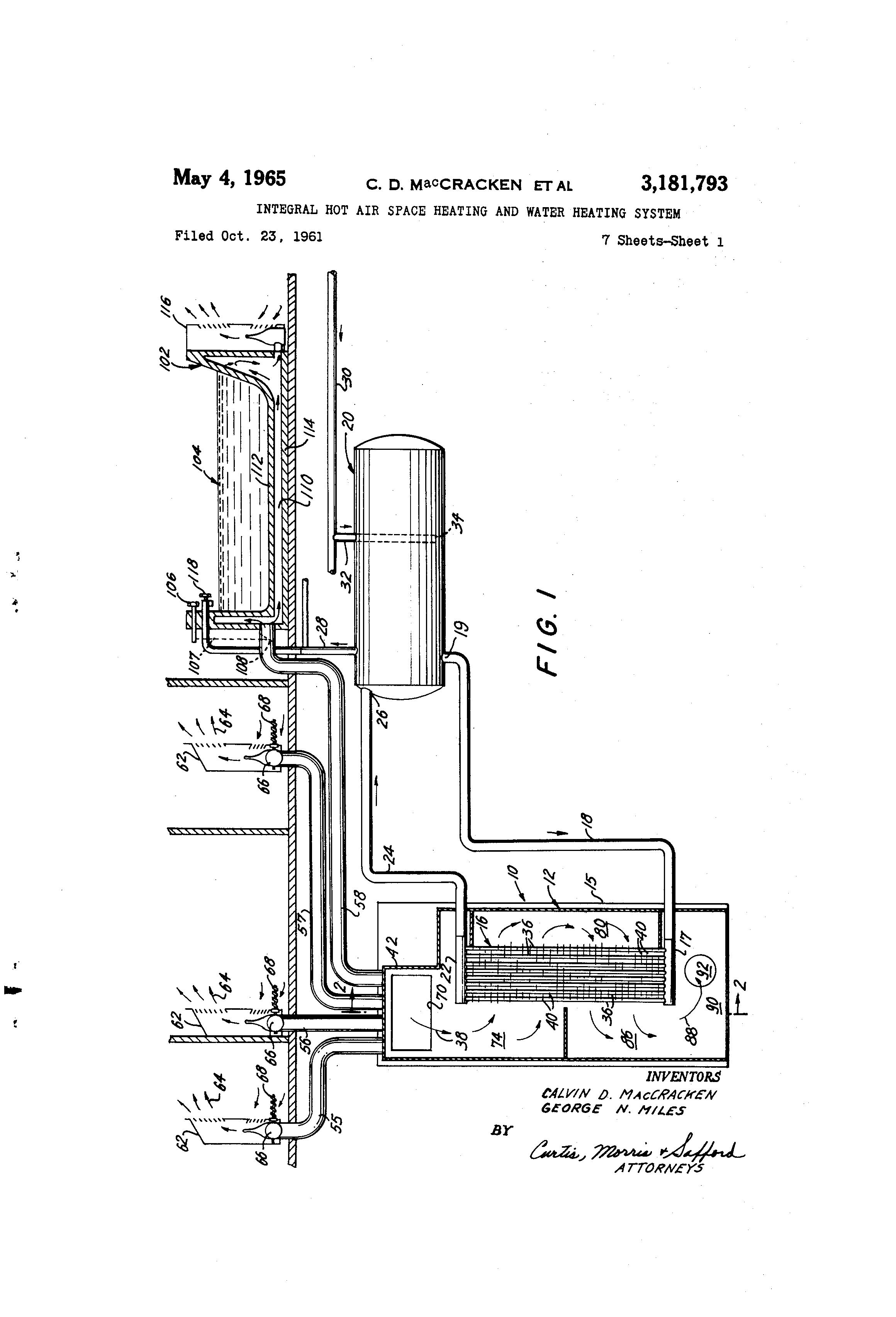 patent us3181793