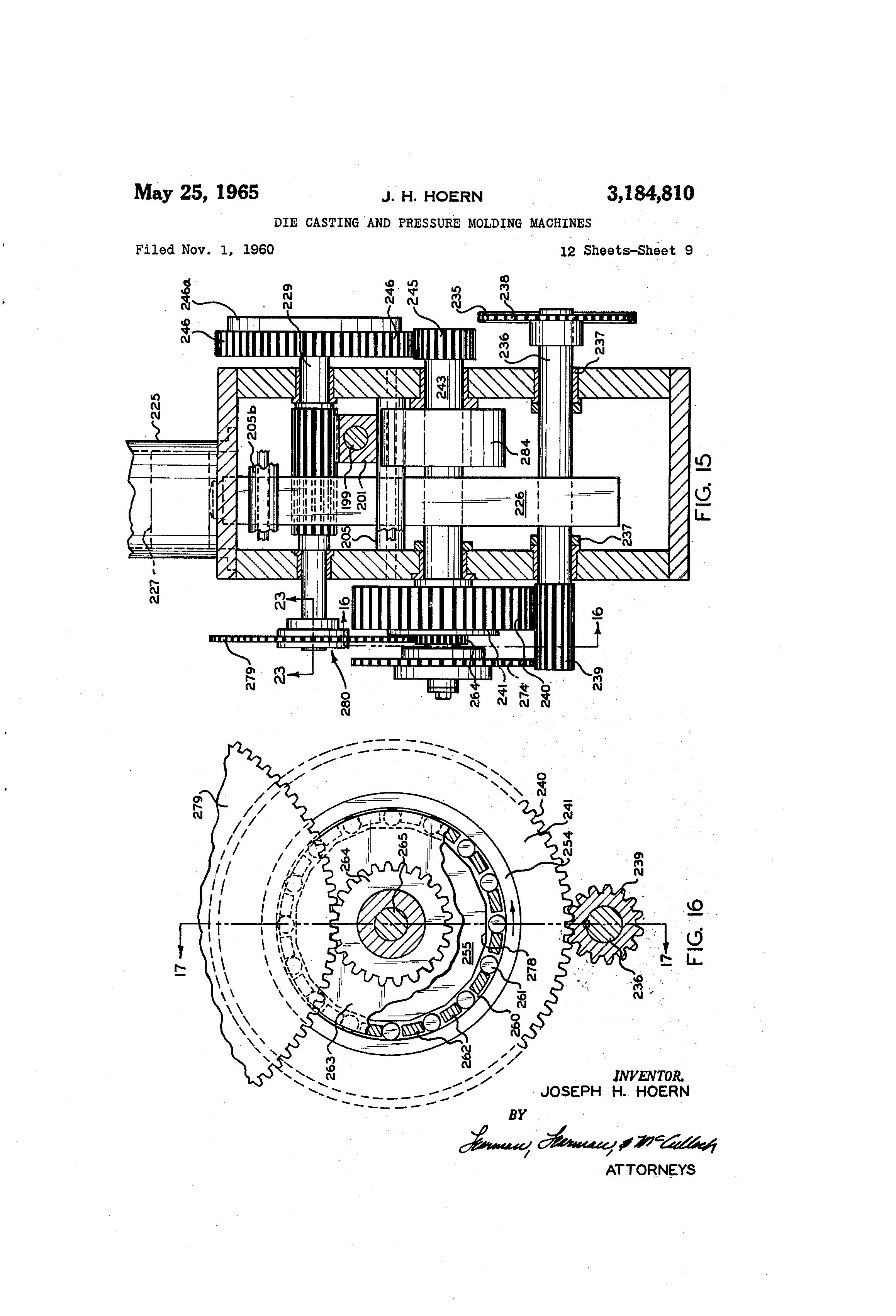 patent us3184810
