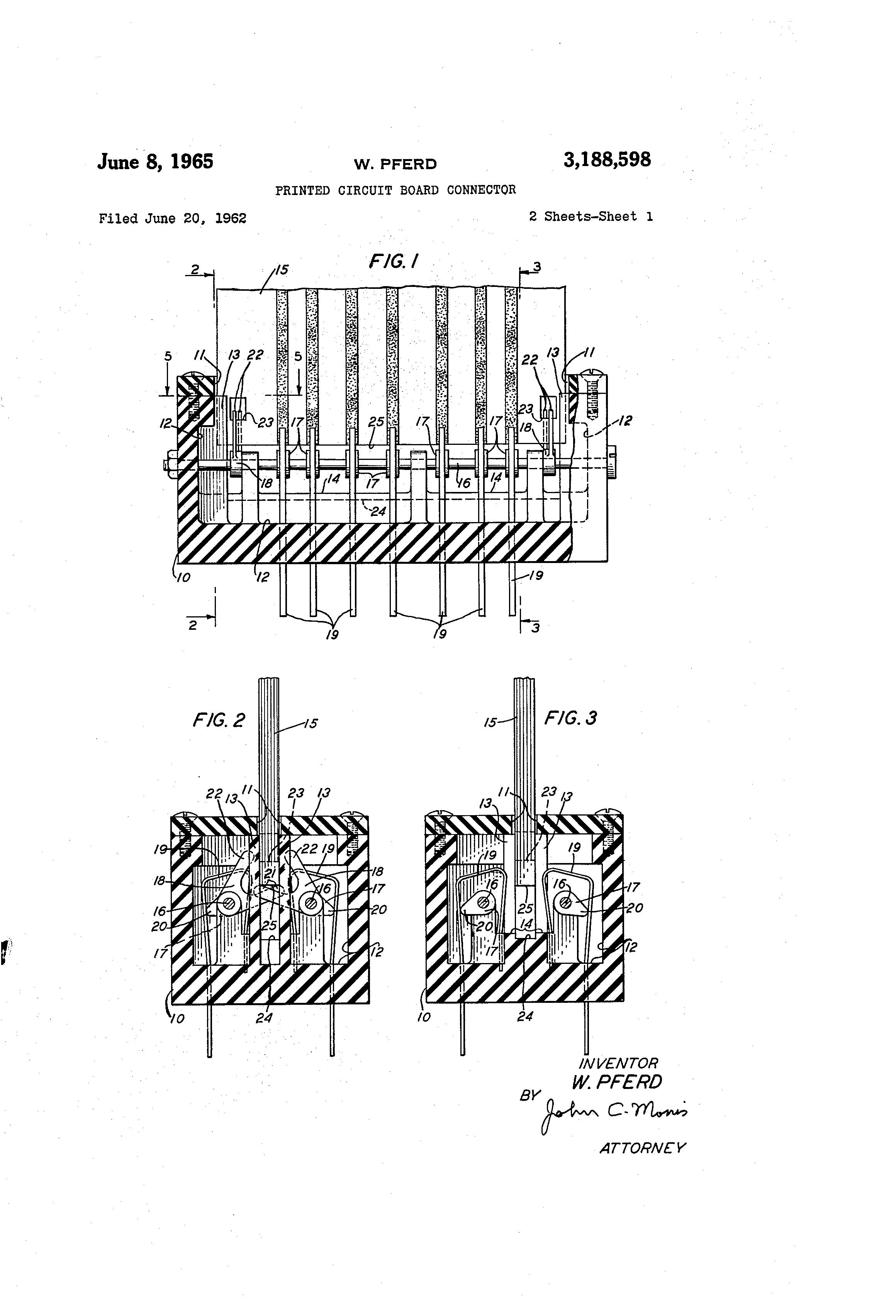 patent us3188598