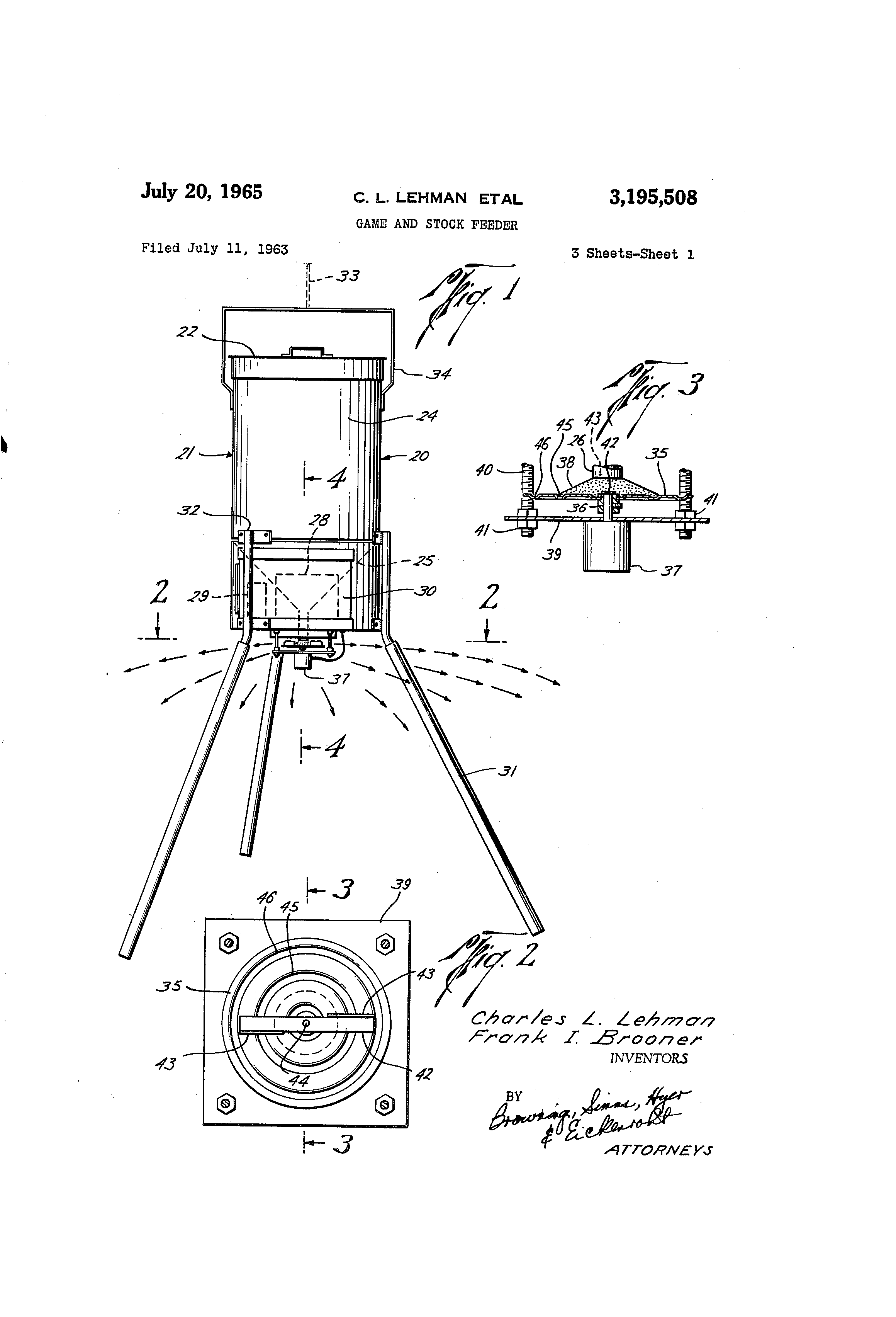 patent  game  stock feeder google patents