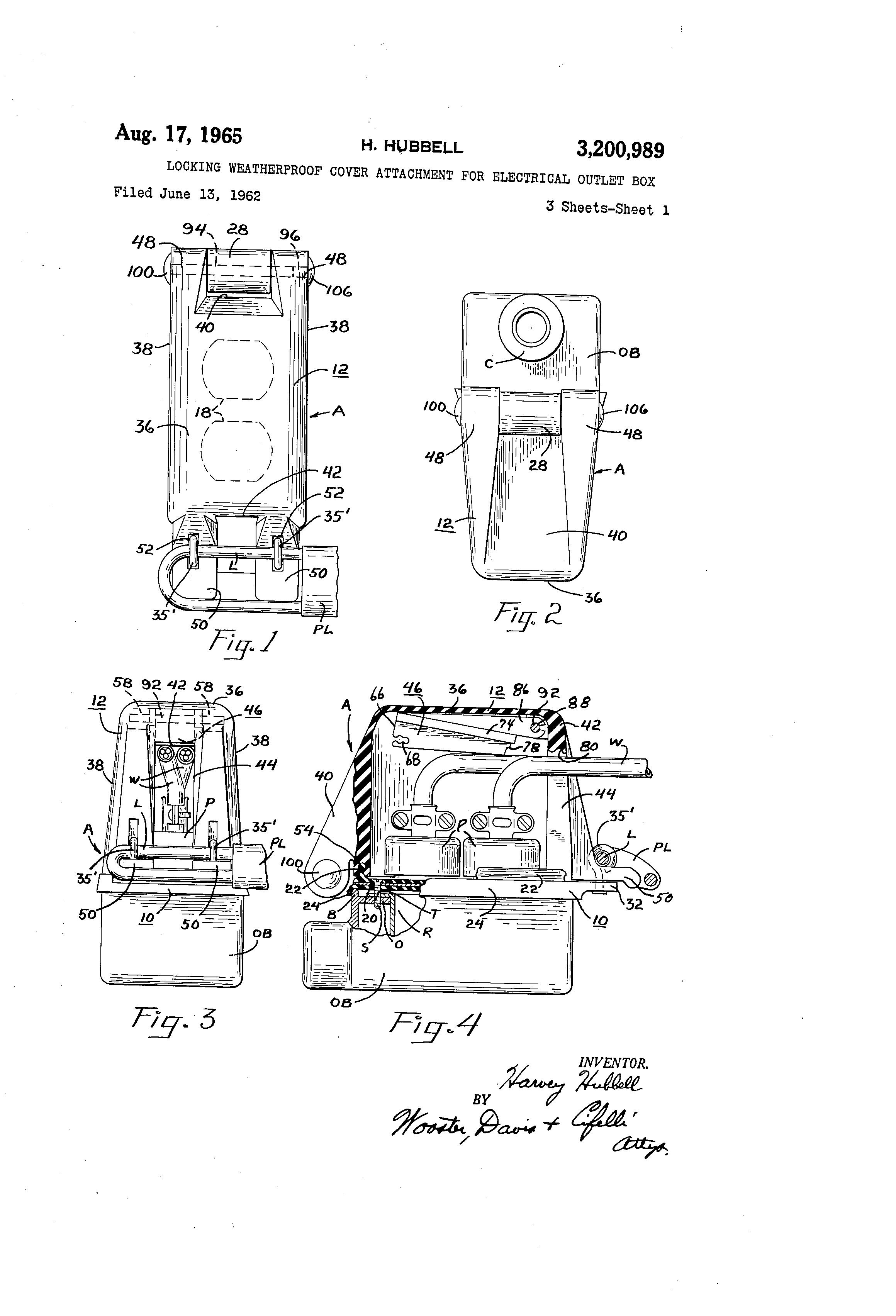 patent us3200989