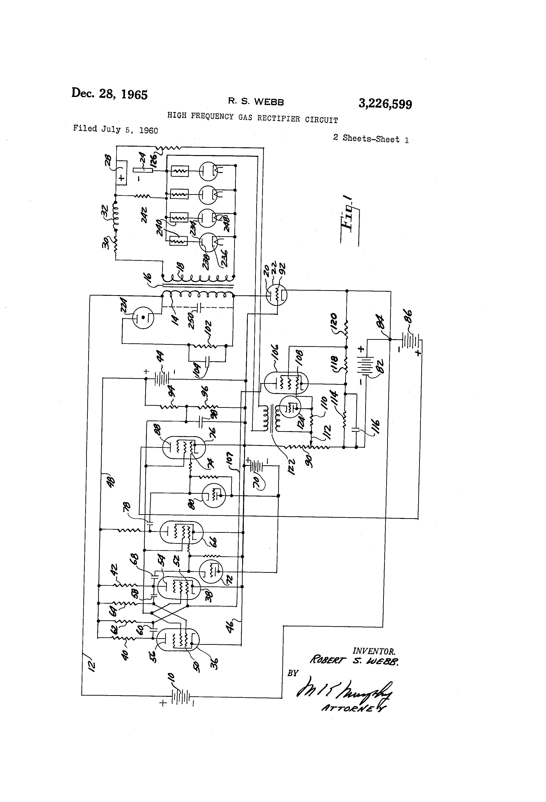 patent us3226599