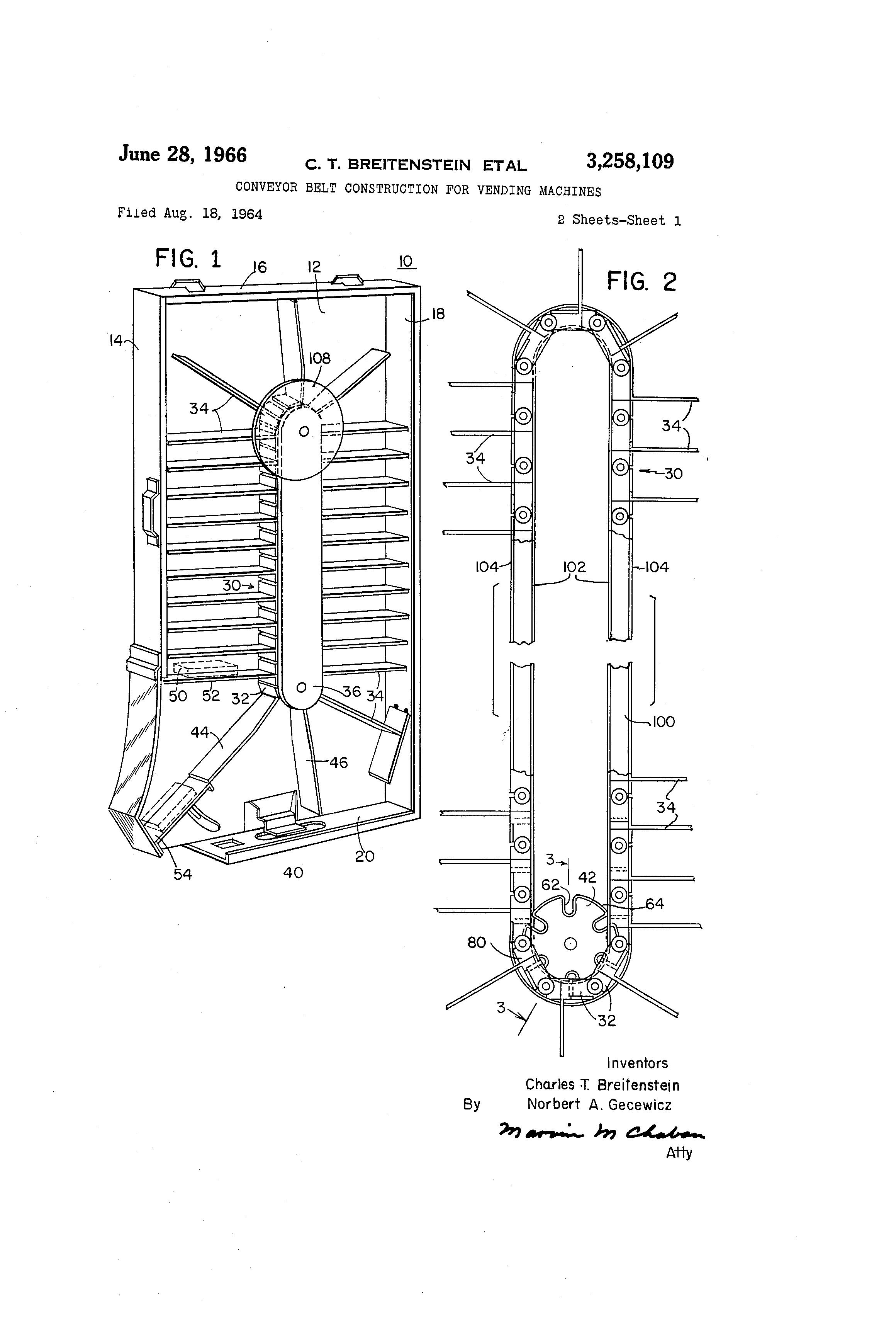 patent us3258109