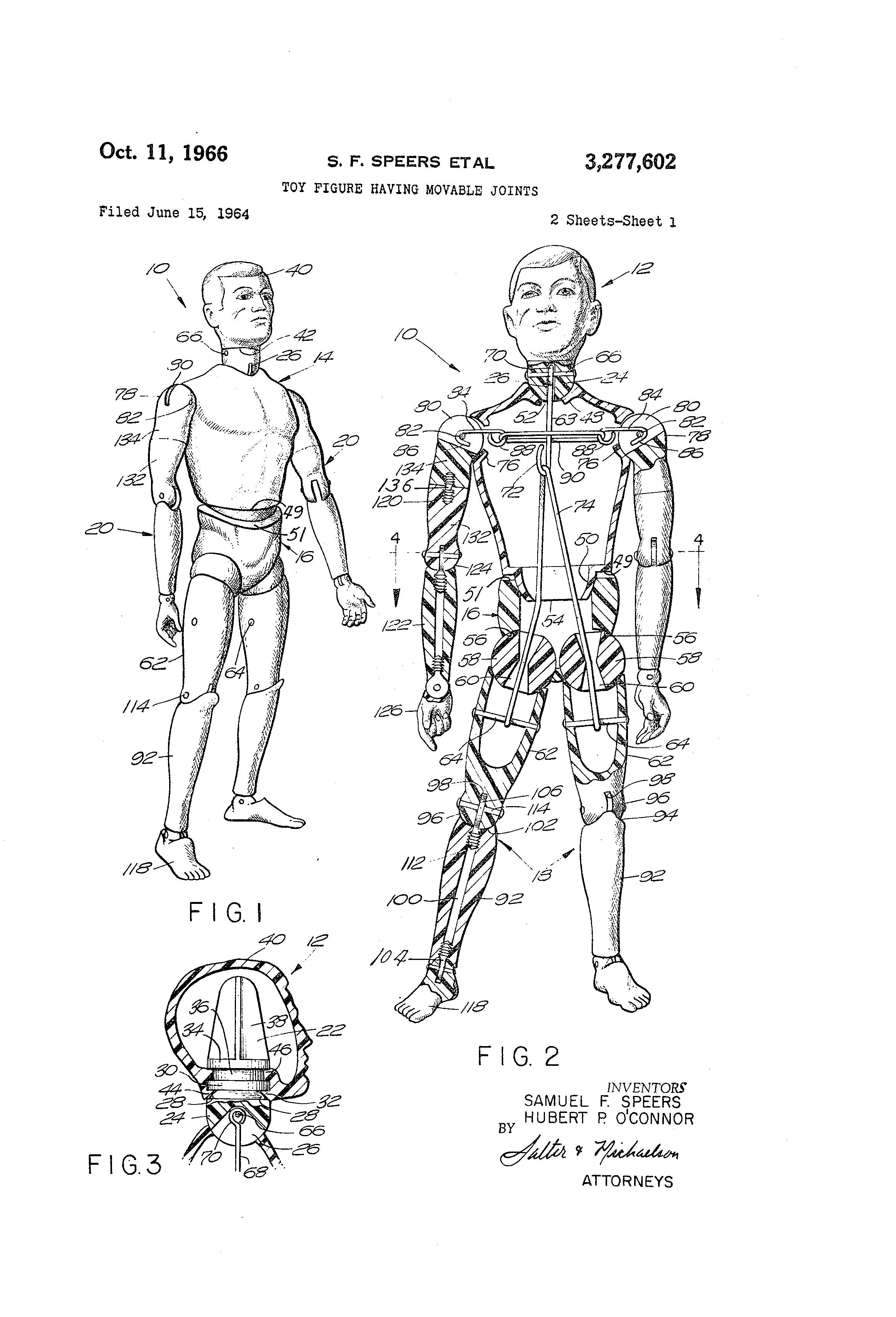 patent us3277602
