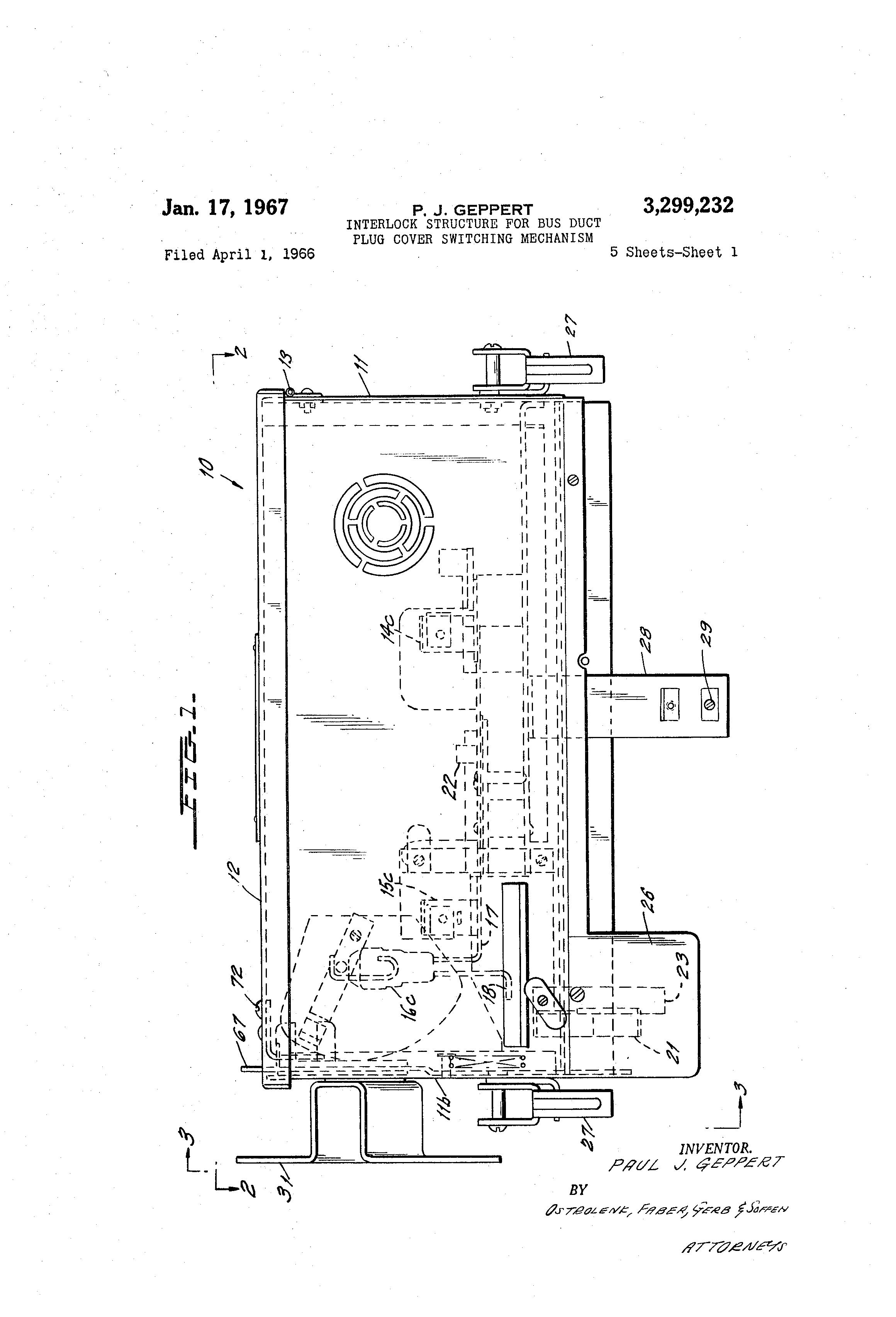 patent us3299232