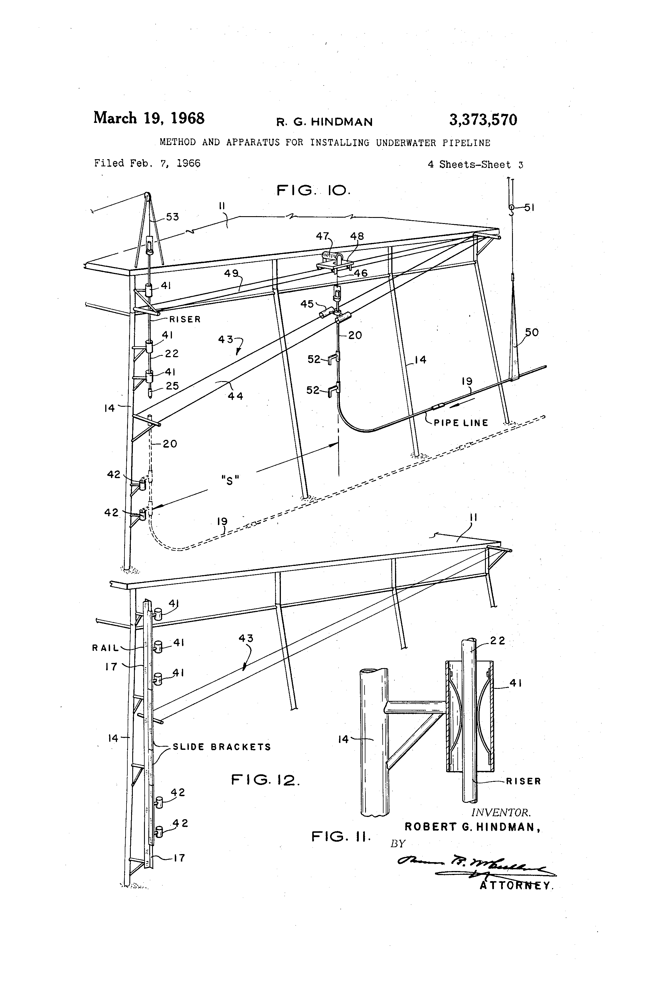 Apparatus And Method For Installing Cable : Patent us method and apparatus for installing