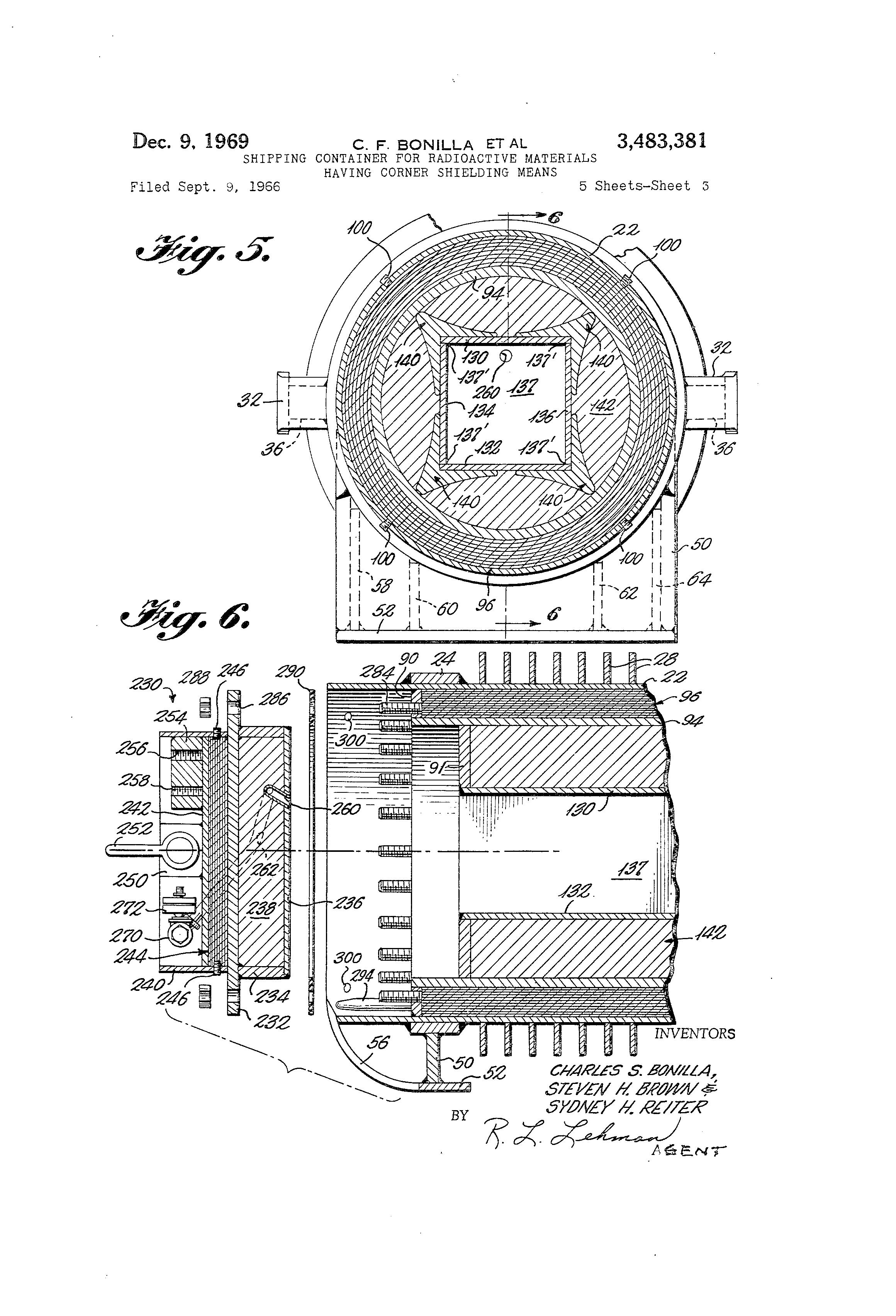 Radiometric dating invention