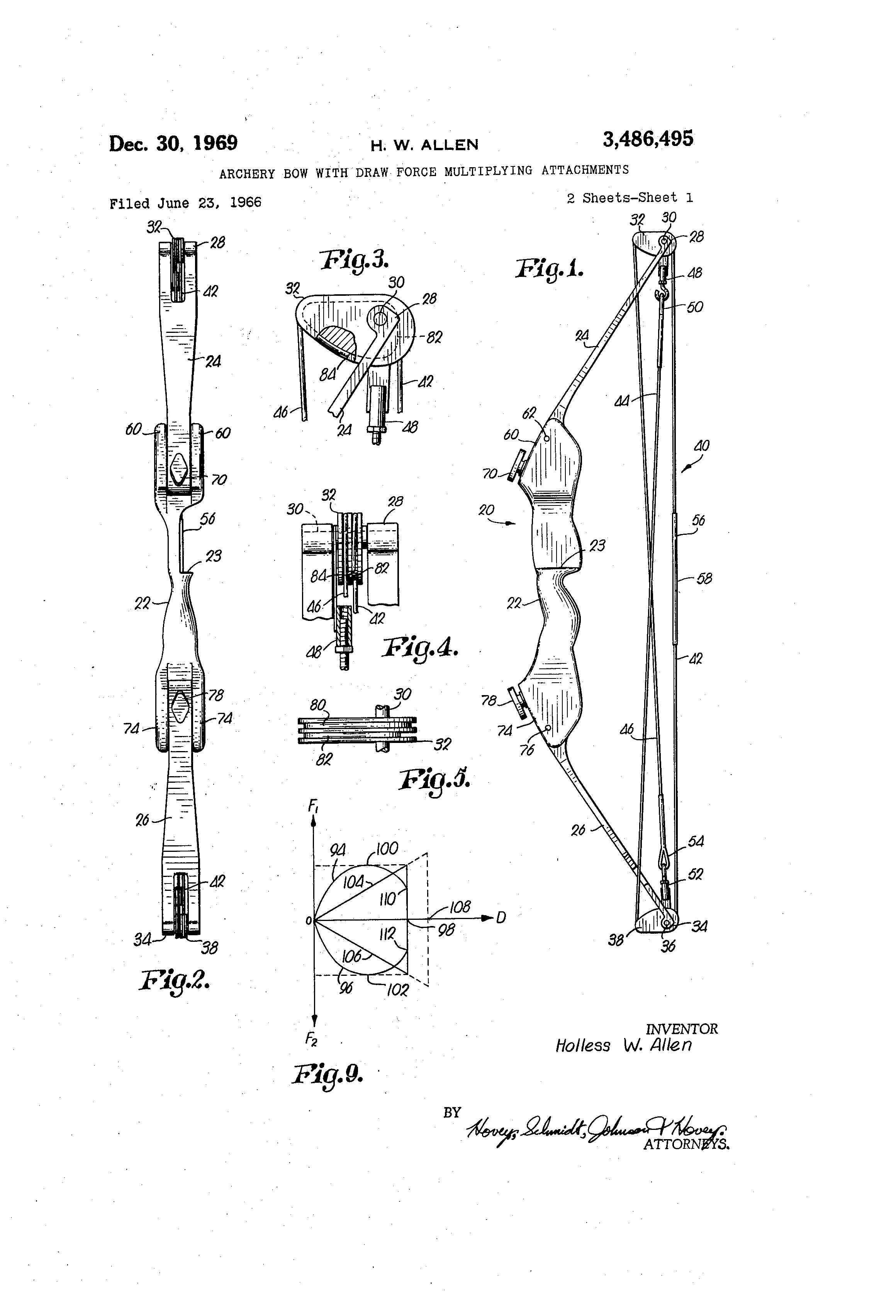 patent us3486495