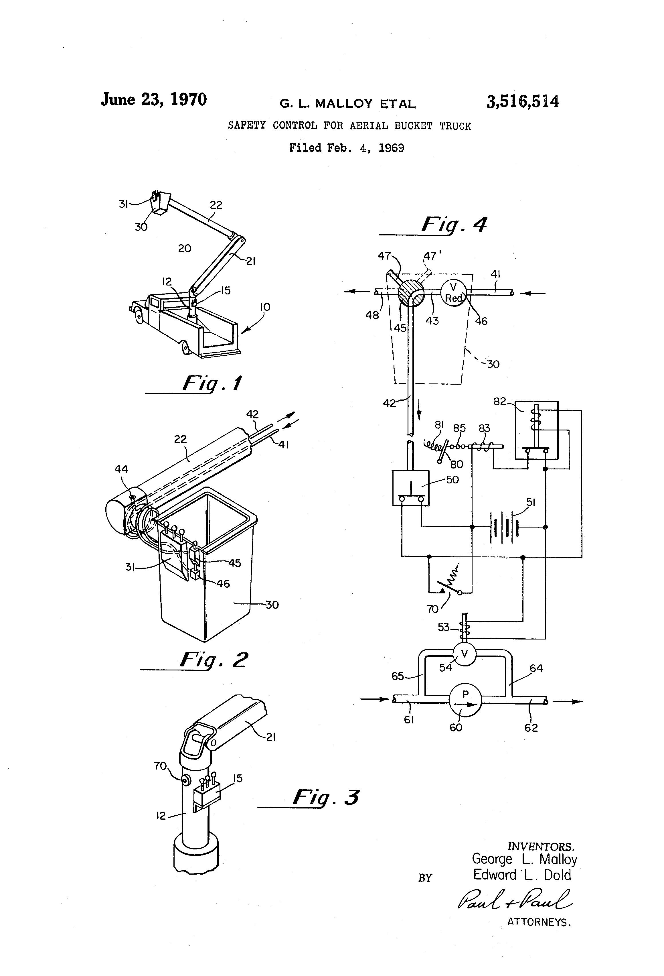 Patent Us3516514