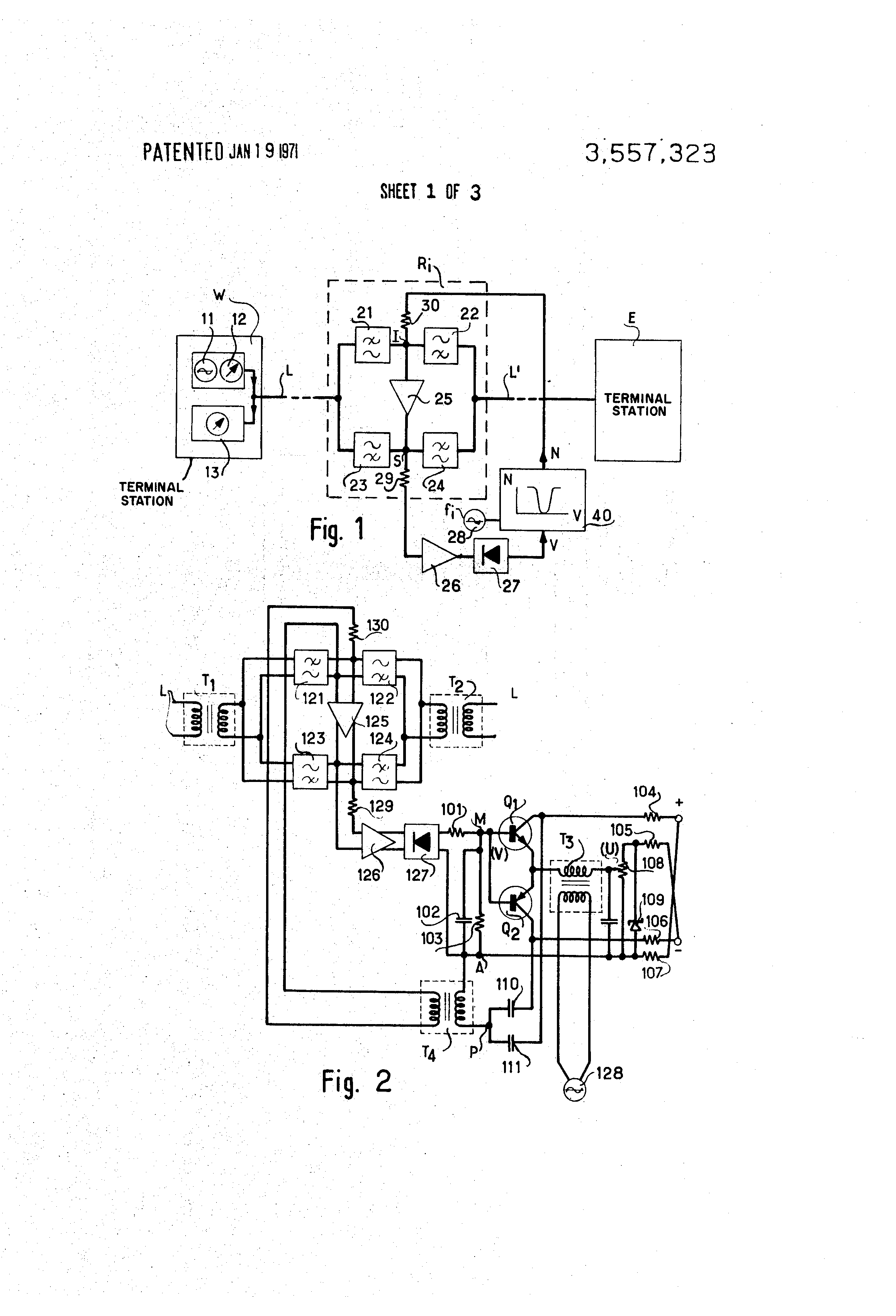 Repeater emitter transistor: principle of operation 13