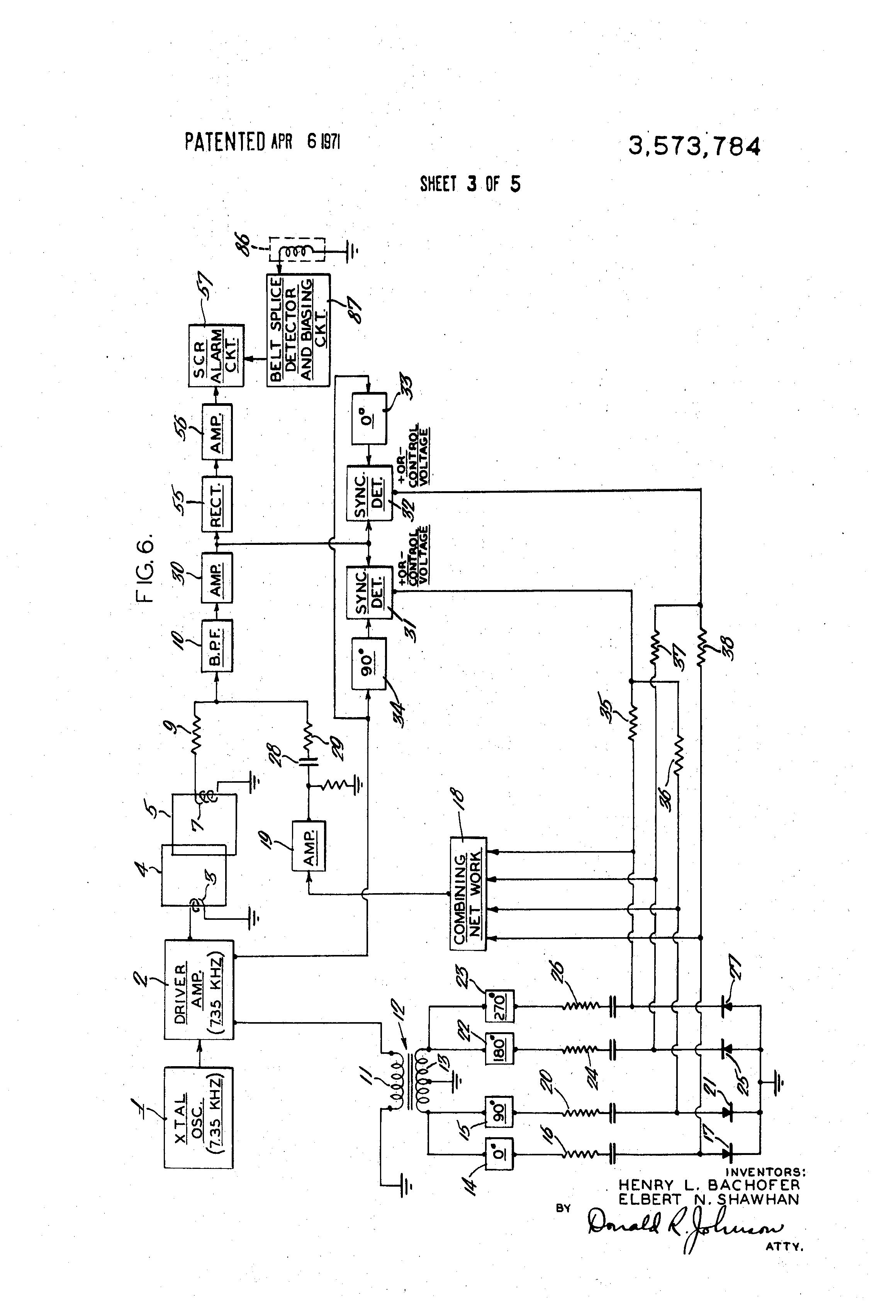 Patent Us3573784