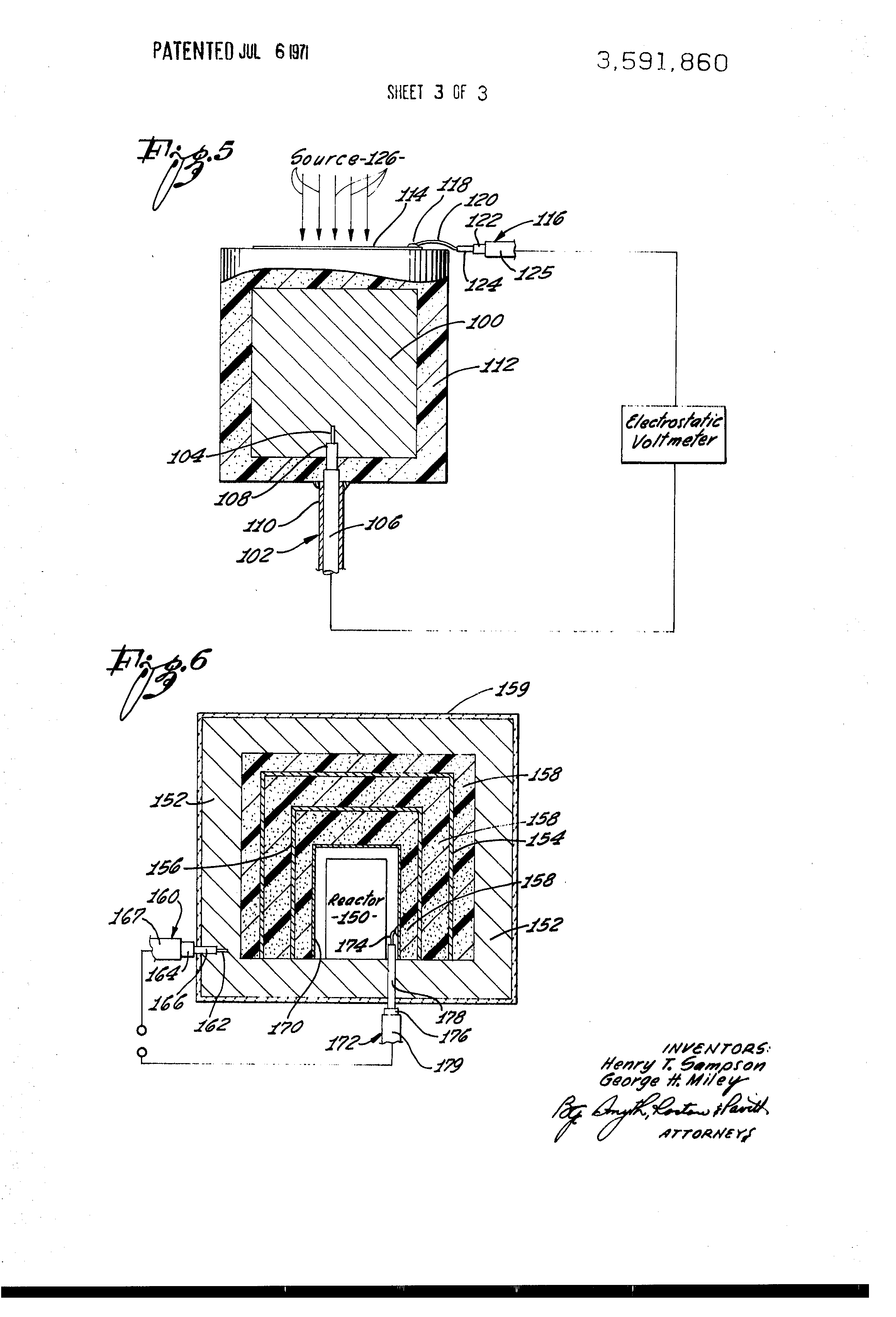 patent us3591860 - gamma-electric cell