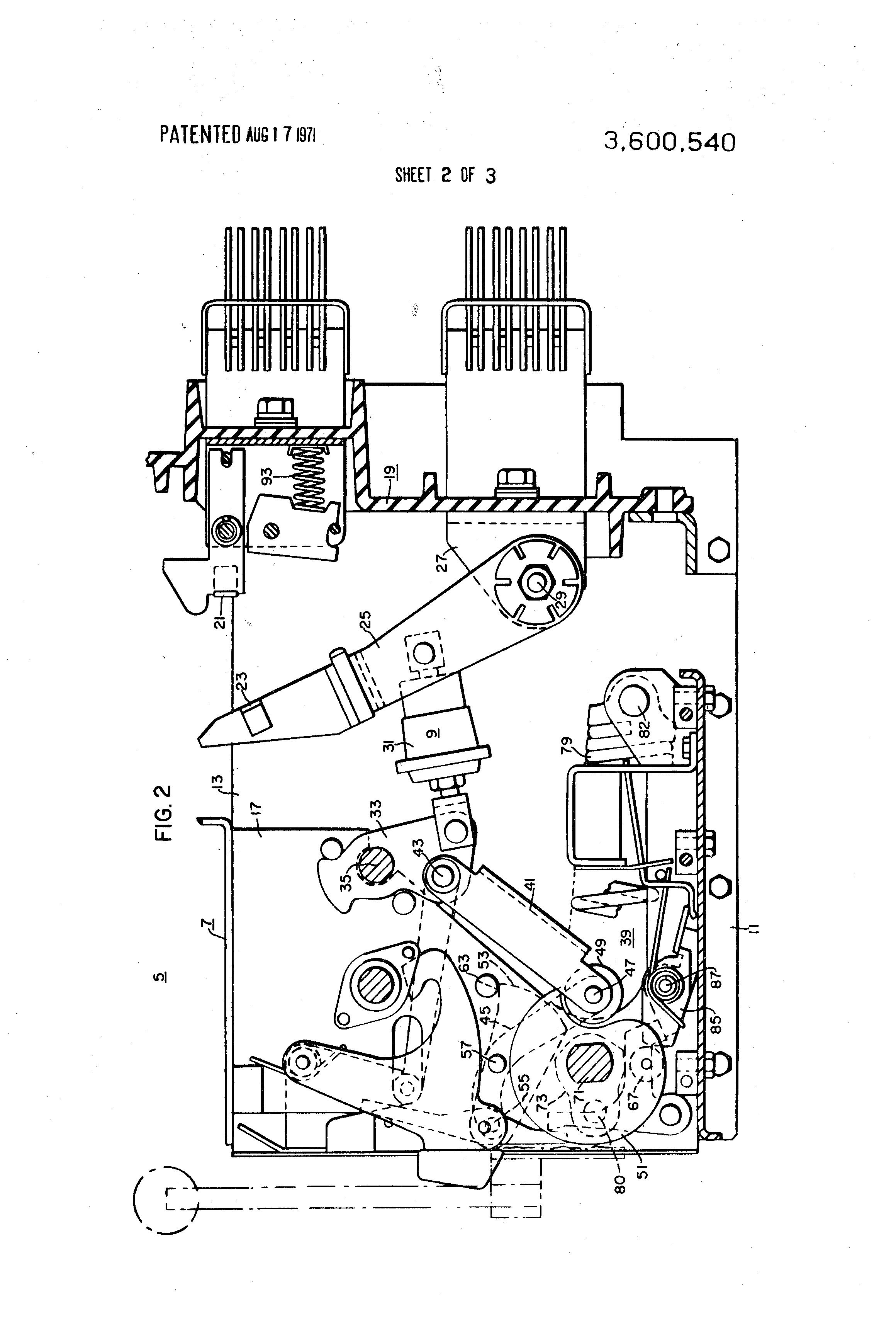 patent us3600540
