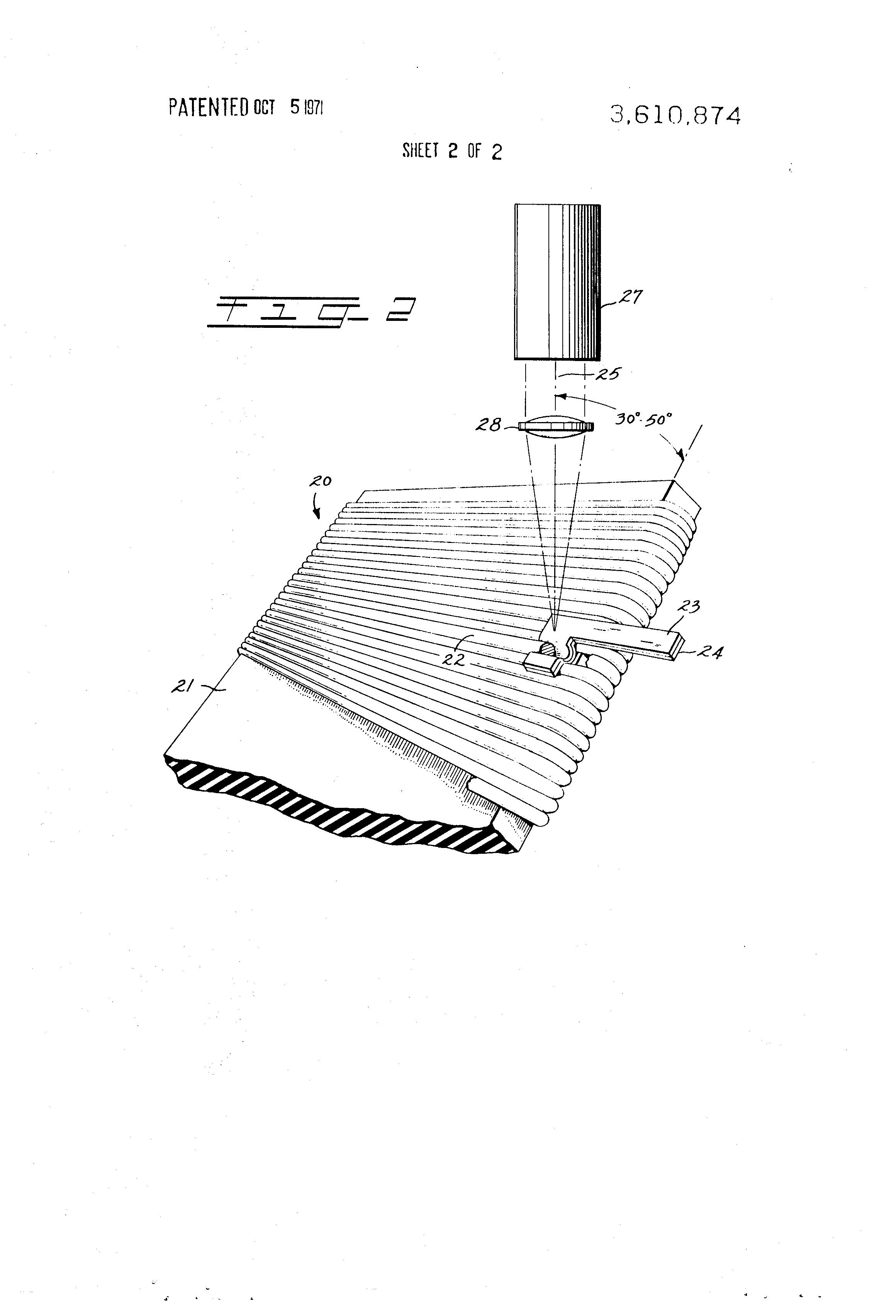 Patent Us3610874 Laser Welding Technique Google Patentsuche Diagram Drawing