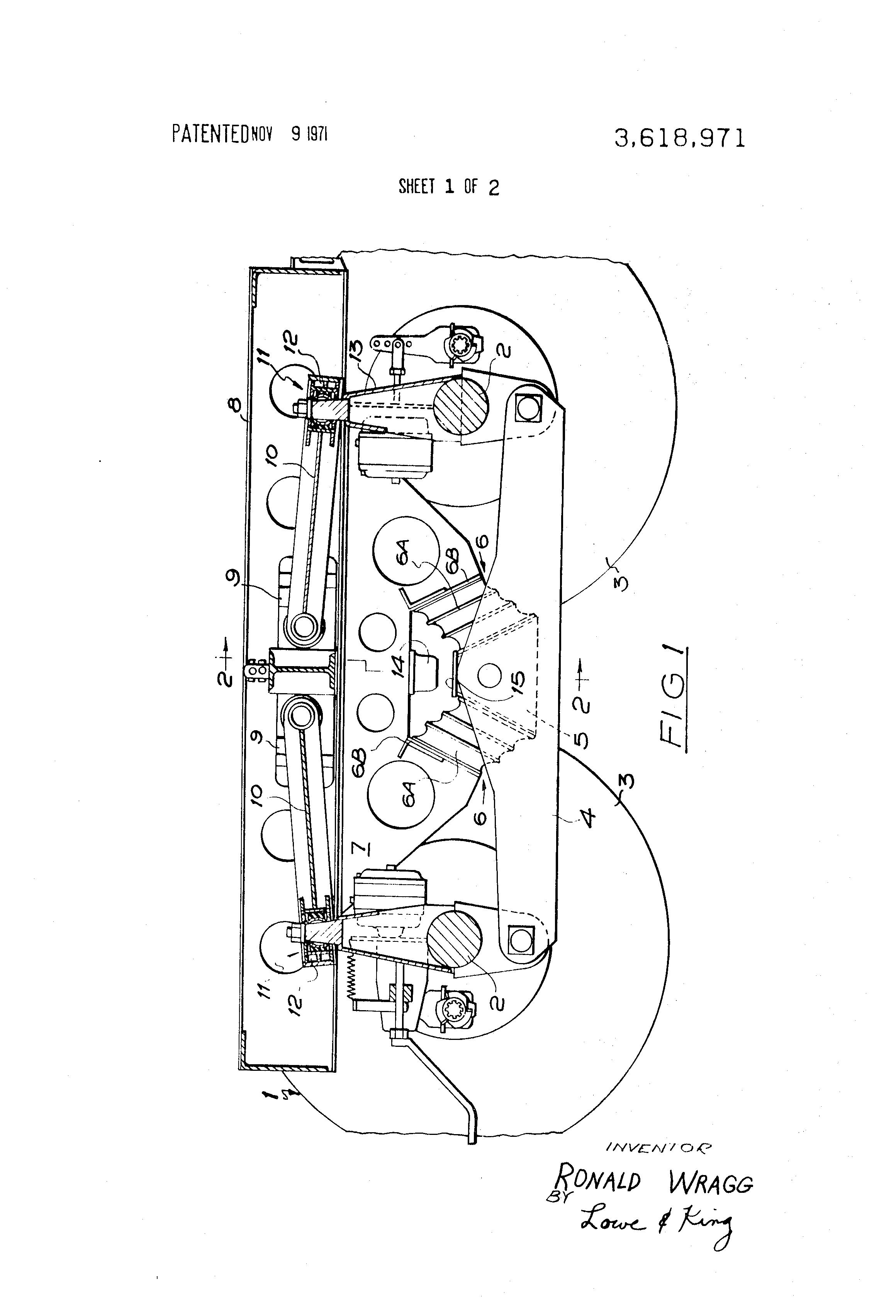 patent us3618971