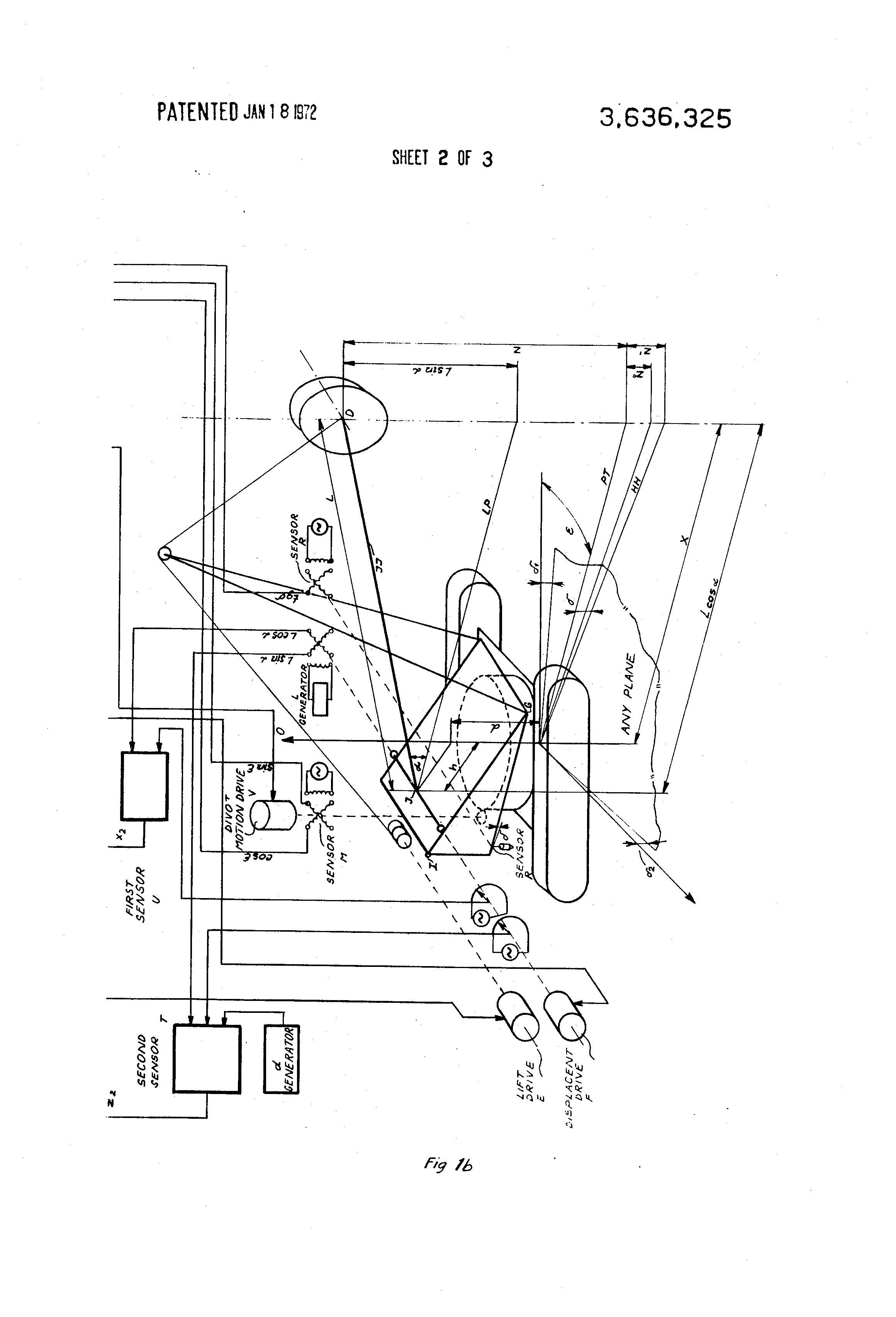 patent us3636325