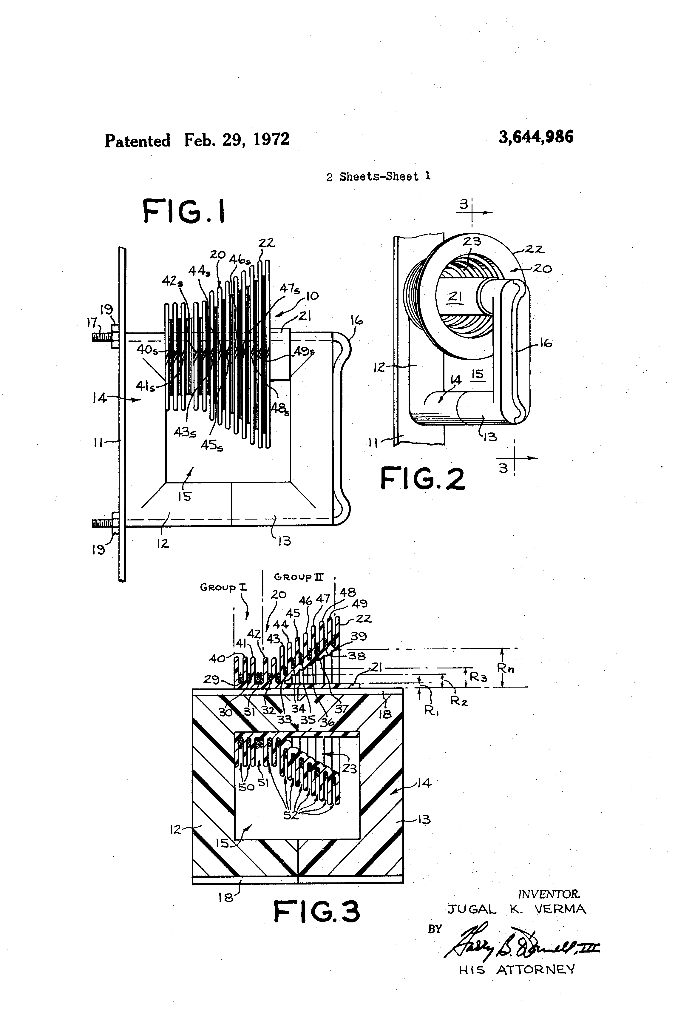 patent us3644986 method of tuning high voltage transformer for rh google gg