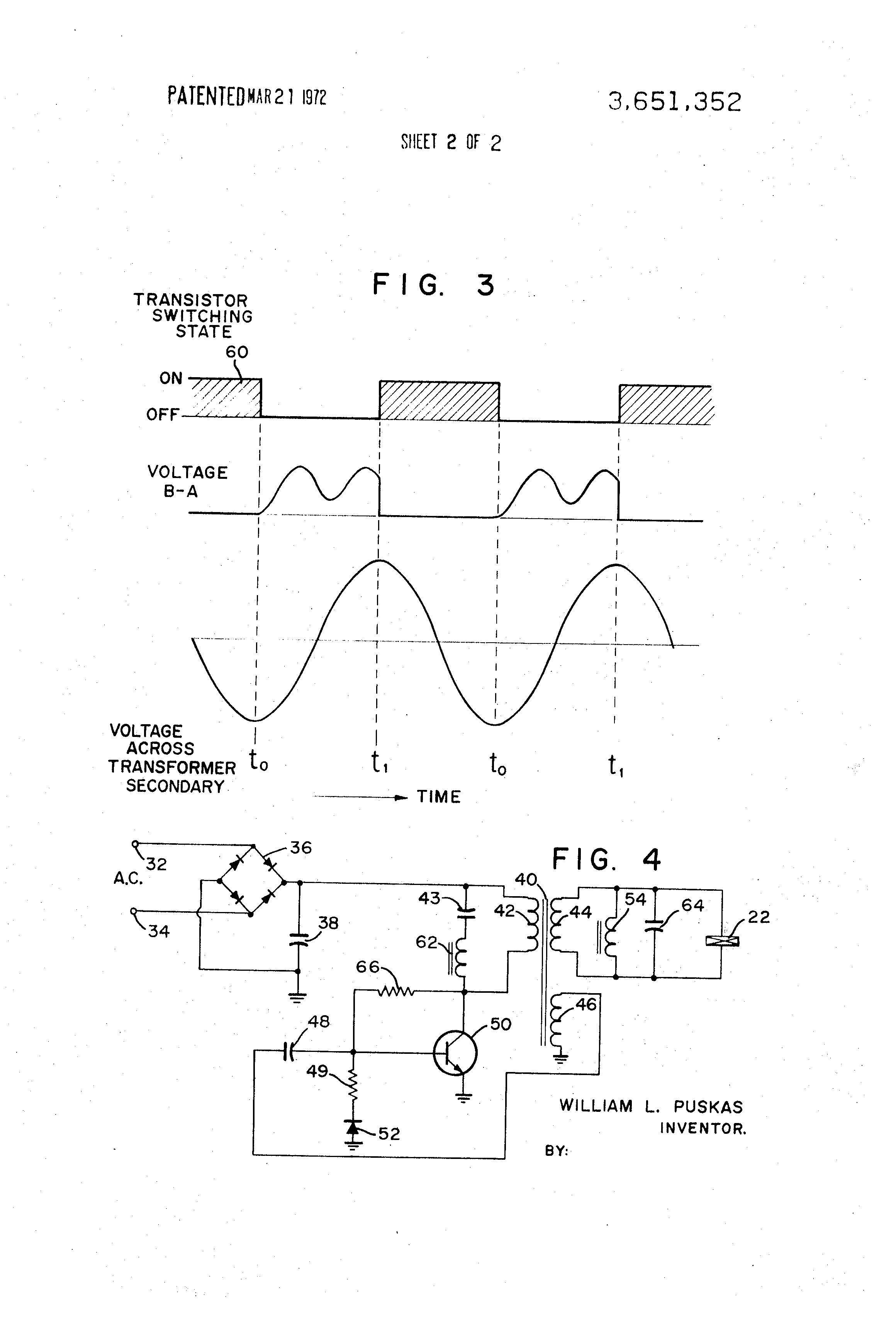 diagram for transformer with Us3651352 on US3651352 as well Unsafe Downlights Installed in addition Sun Tracking Solar Panel moreover What Is A Smart Grid besides The Substation  ponents Study.