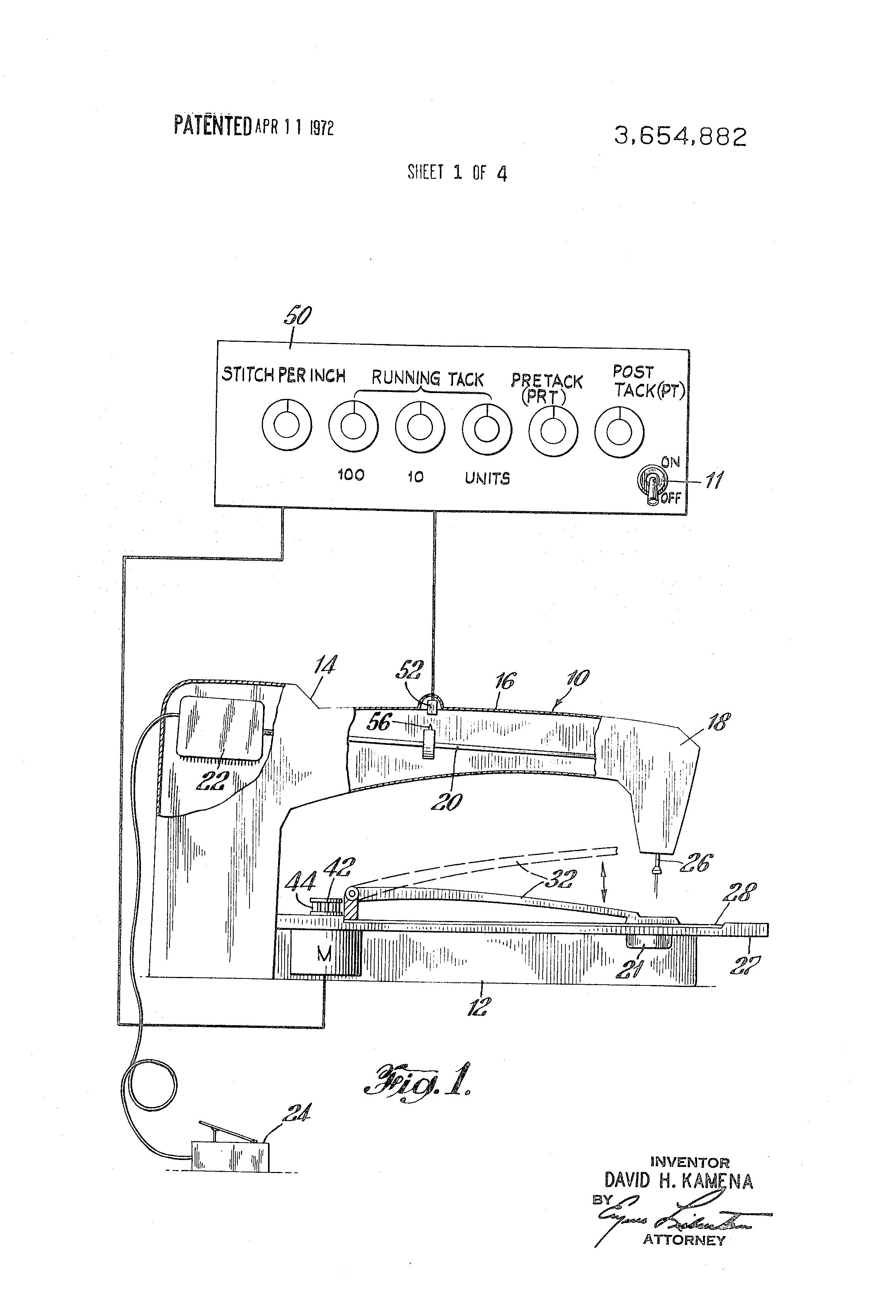 patent us3654882