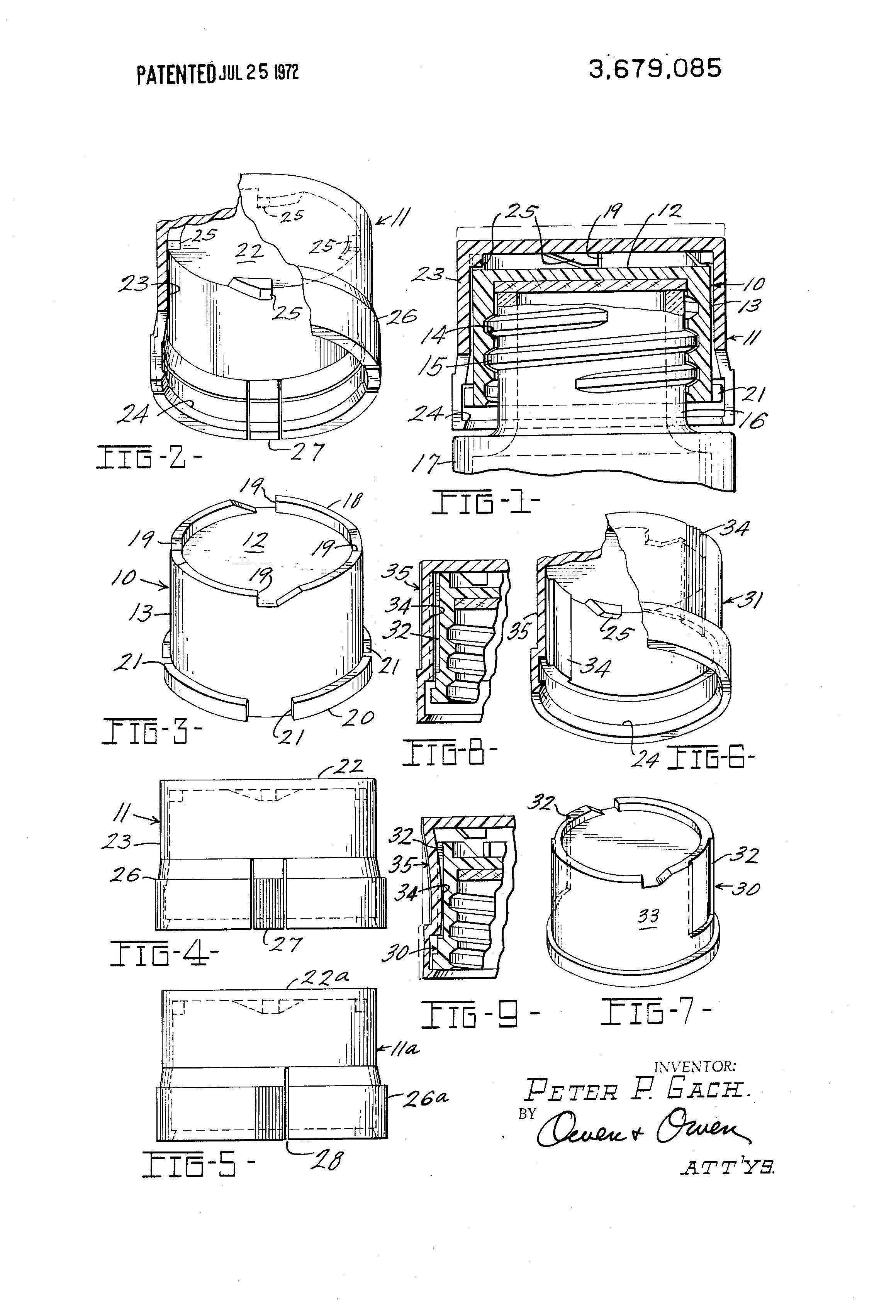 patent us3679085
