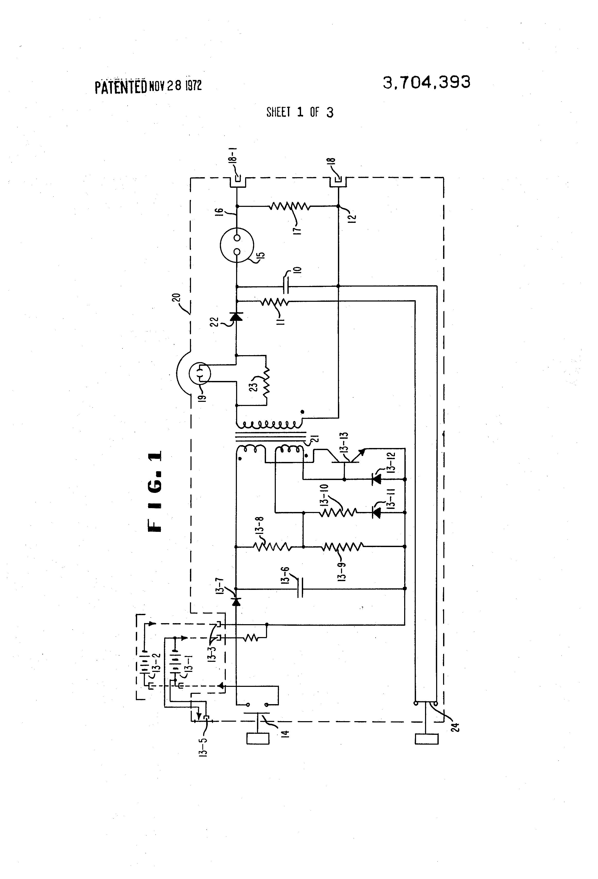 patent us3704393