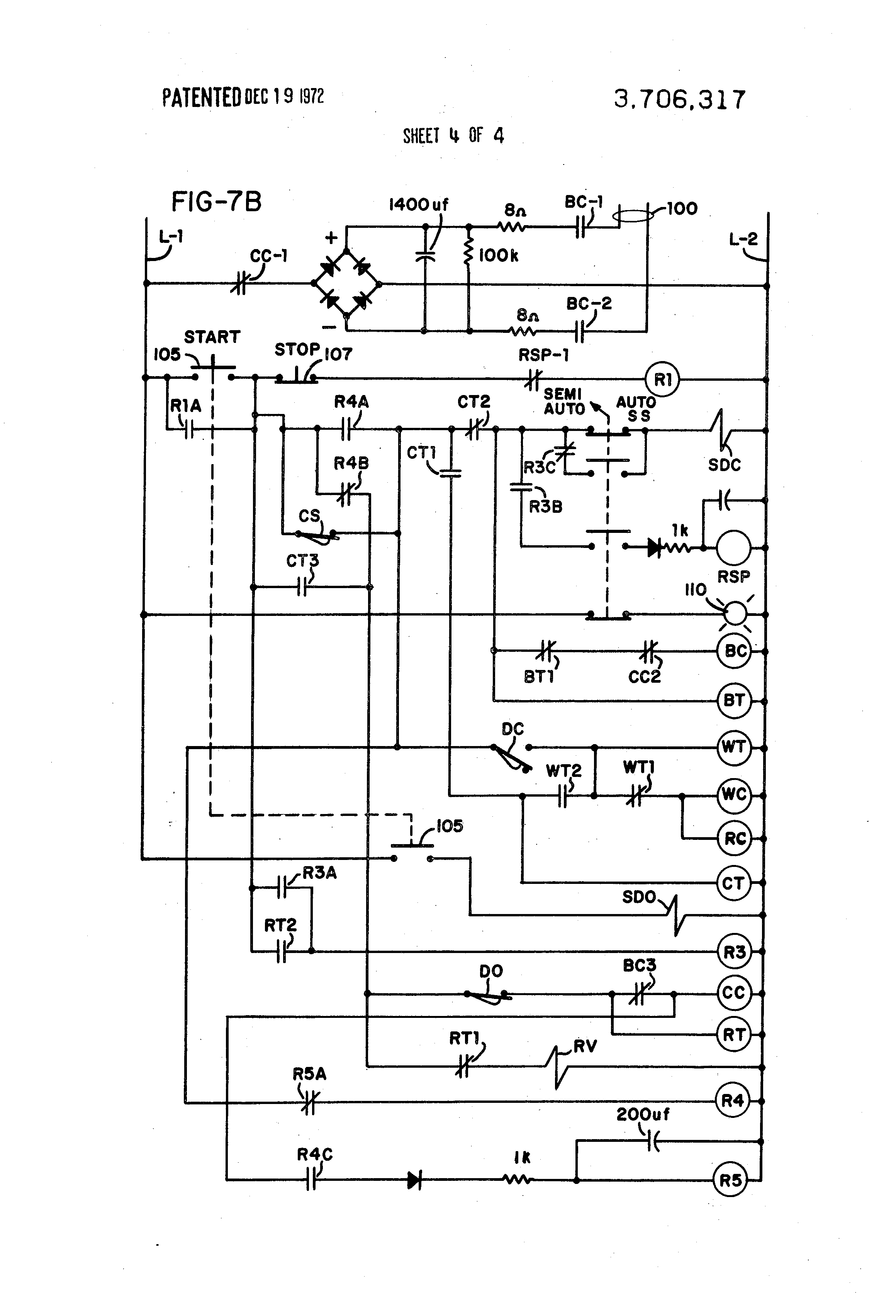 patent us3706317 module treating apparatus patents