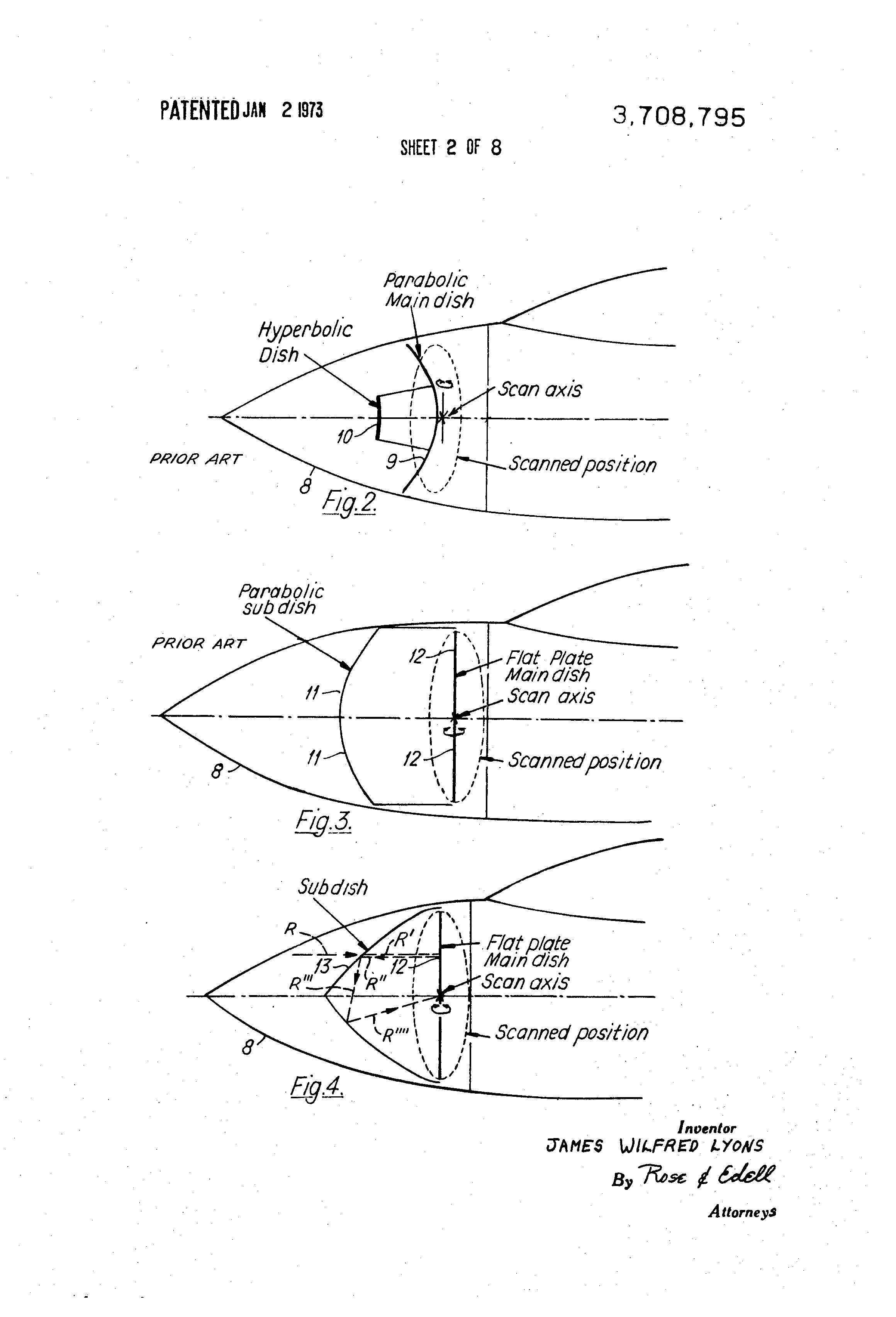 US3147938A - Aircraft wing structure having variable angle of incidence - Google Patents