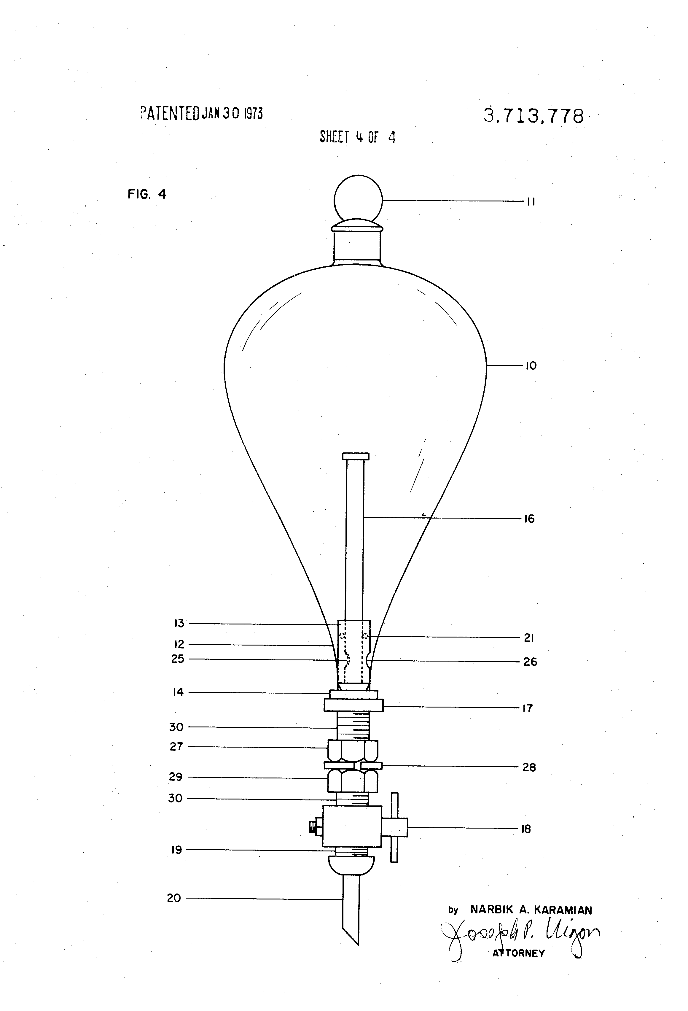 Separatory funnel diagram free download wiring diagram patent us3713778 separatory funnel google patents separatory funnel diagram 39 separatory funnel structure separatory flask pooptronica Images