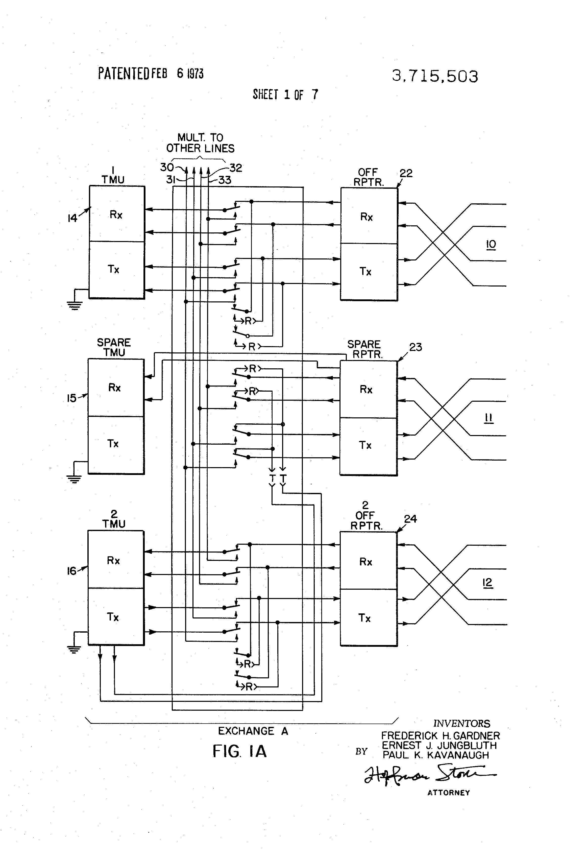 patent us3715503