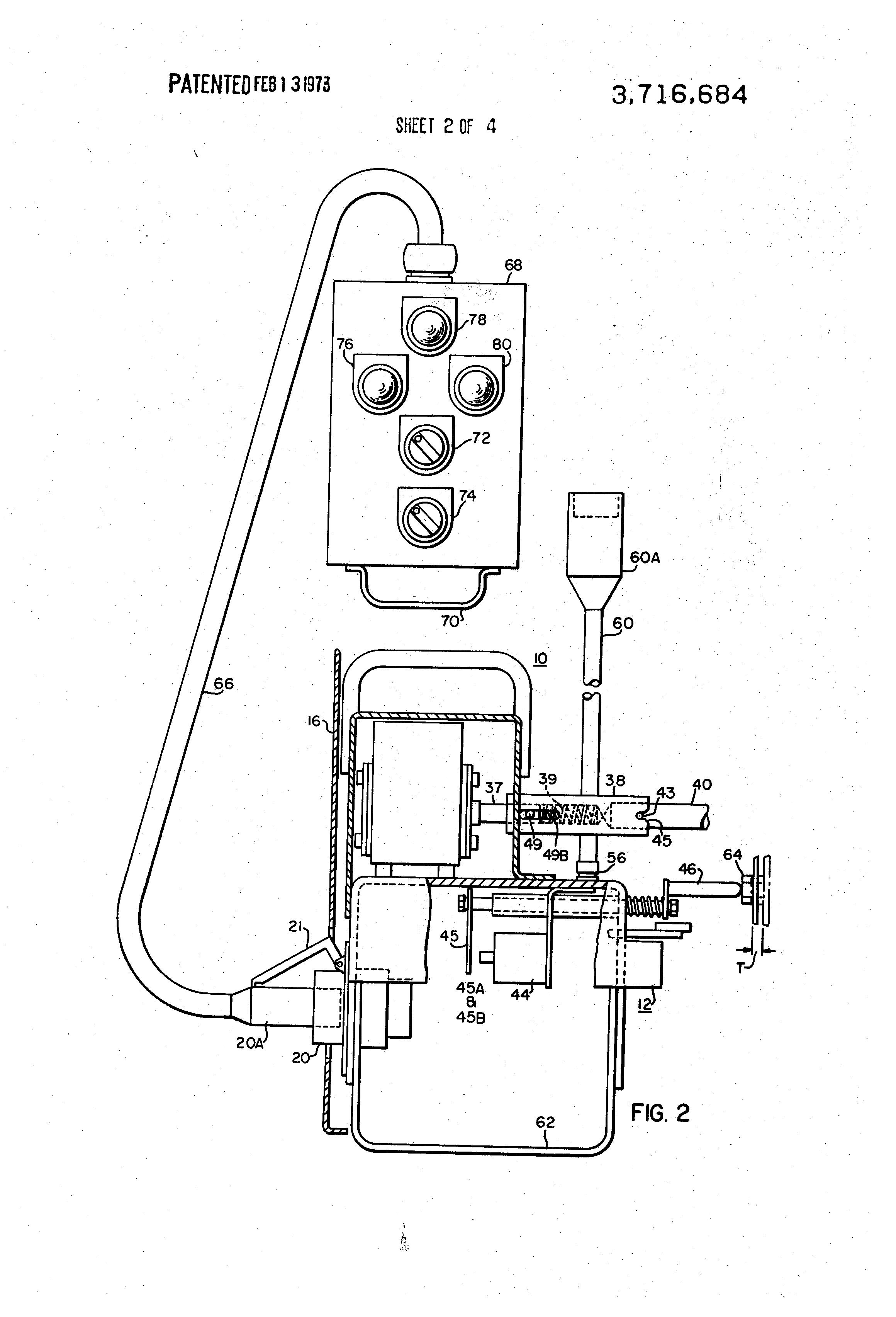 patent us3716684